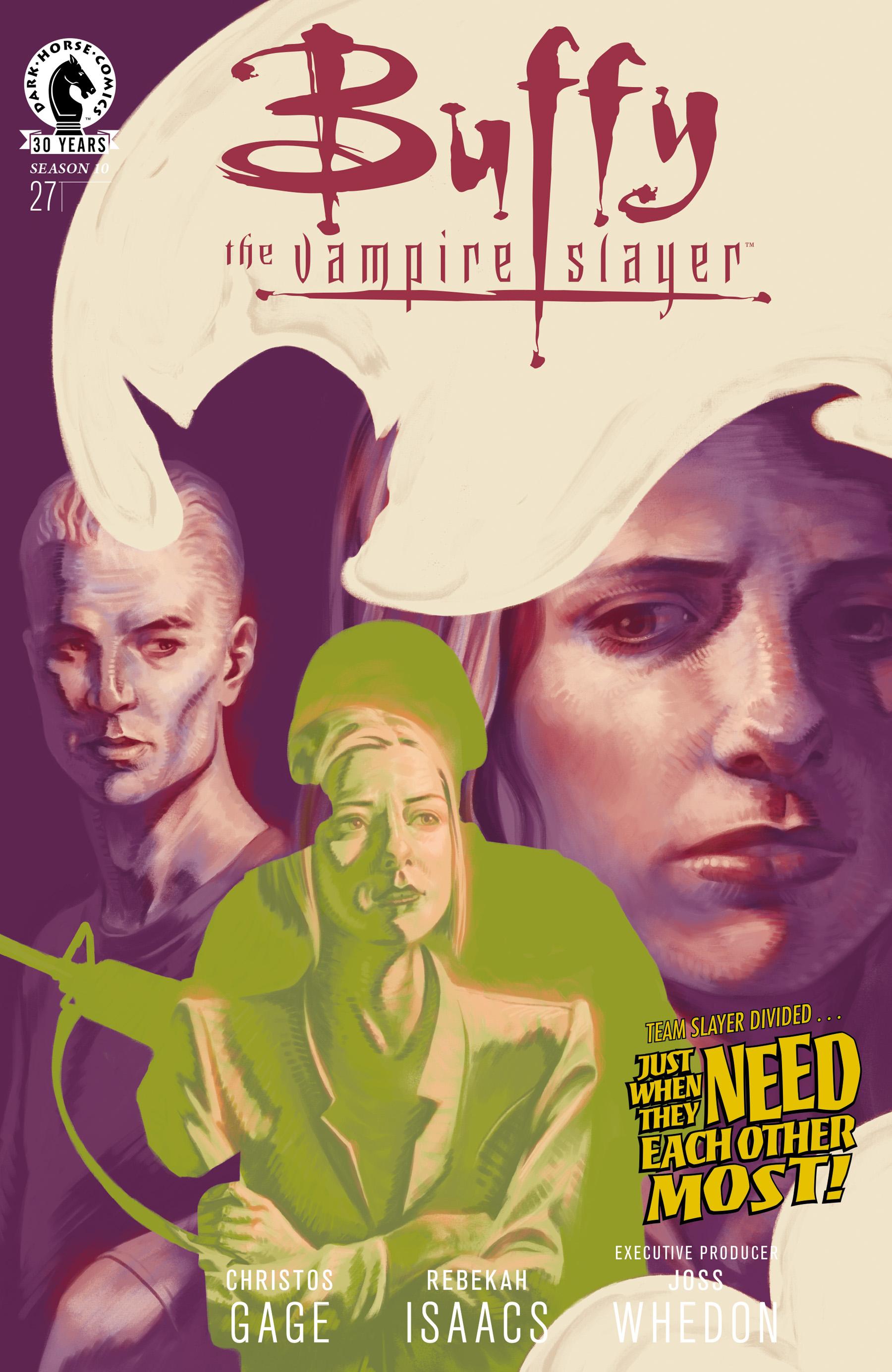 Buffy the Vampire Slayer Season Ten 27 Page 1