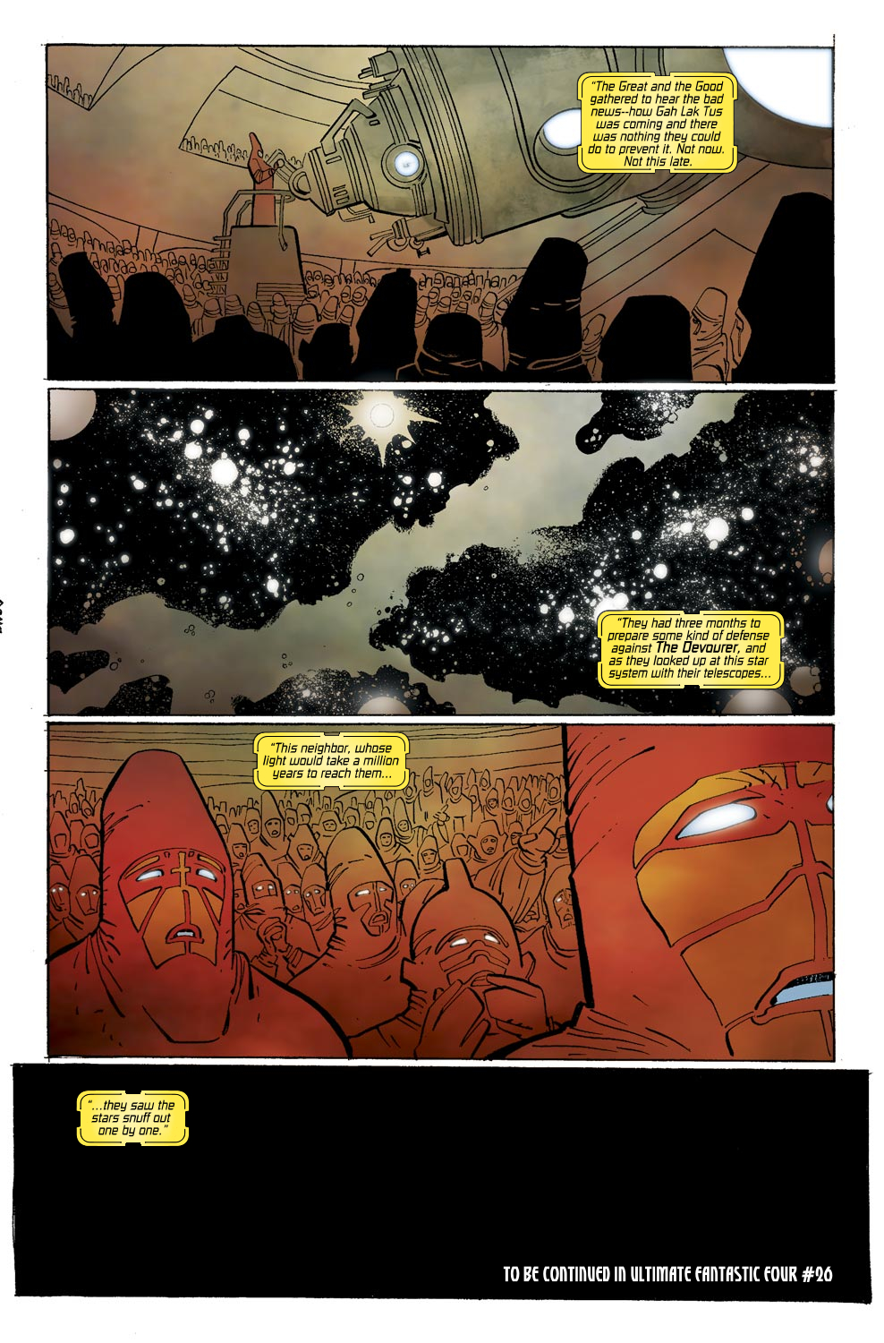 Read online Ultimate Vision comic -  Issue #0 - 10