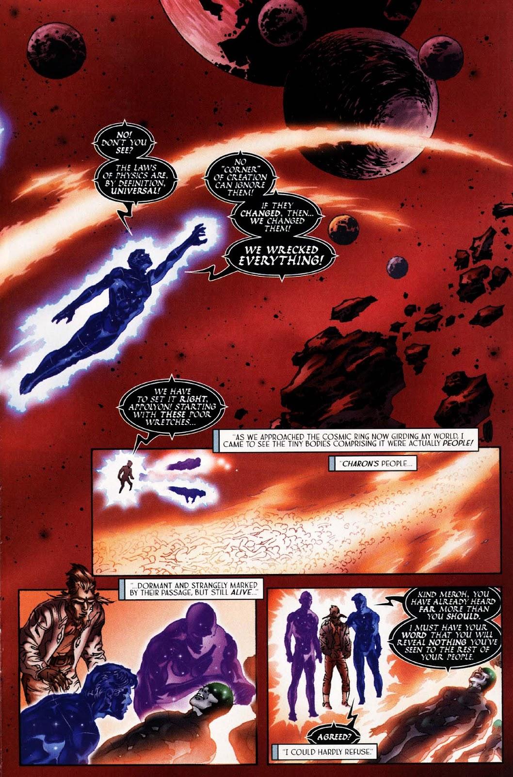 Read online Negation Lawbringer comic -  Issue # Full - 19