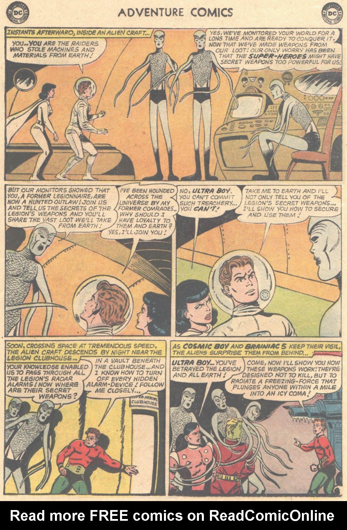 Read online Adventure Comics (1938) comic -  Issue #316 - 24