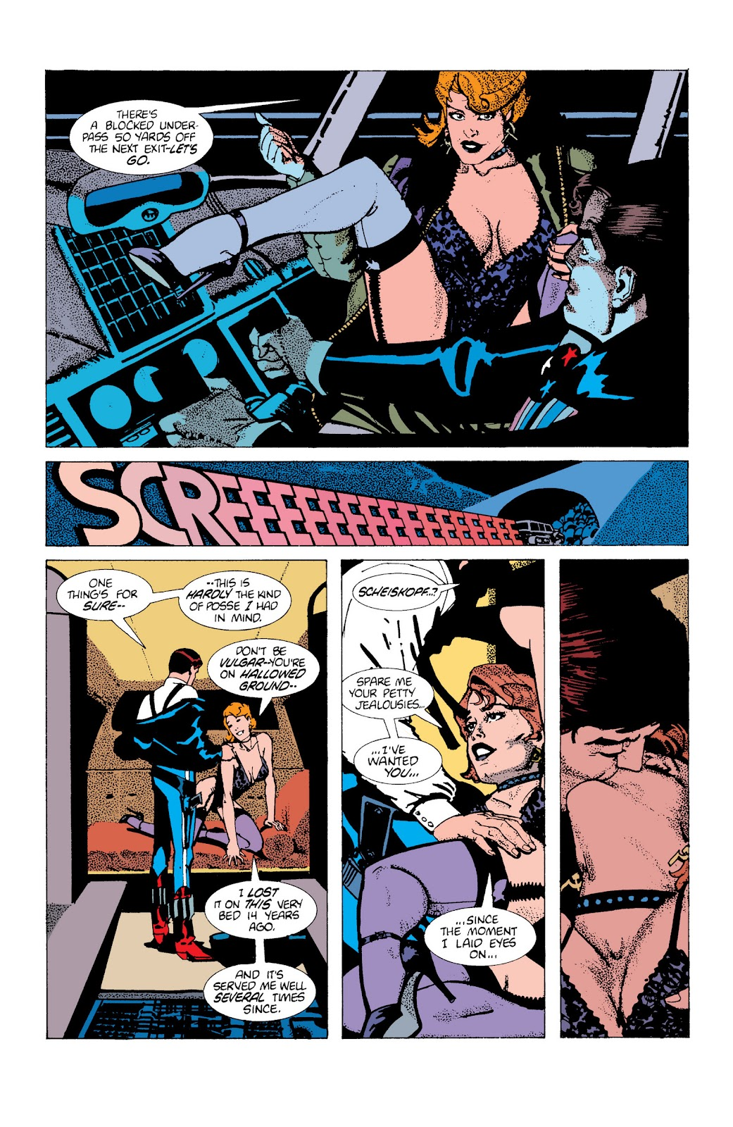 American Flagg! issue Definitive Collection (Part 1) - Page 88