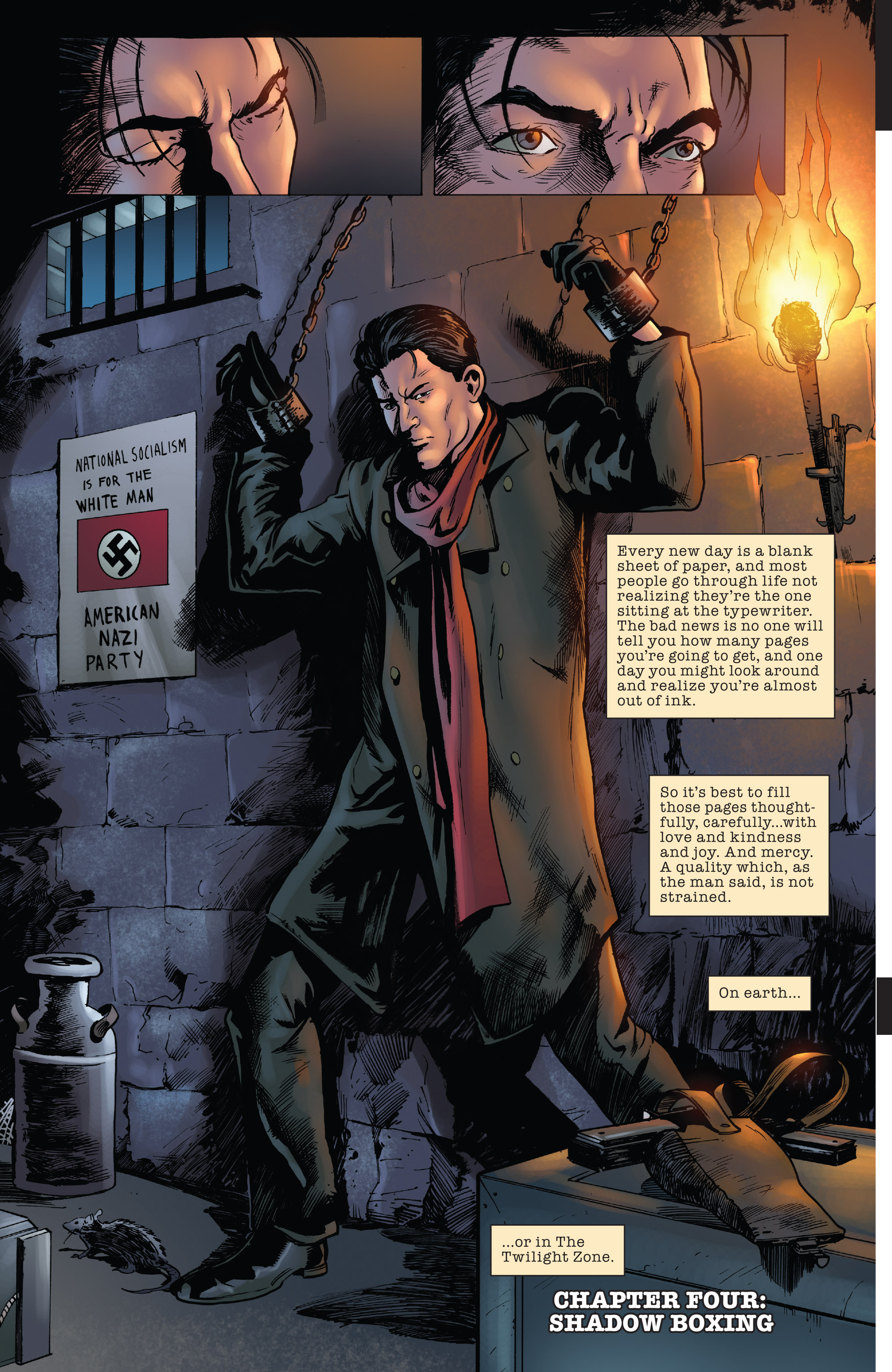 Read online Twilight Zone The Shadow comic -  Issue #3 - 22