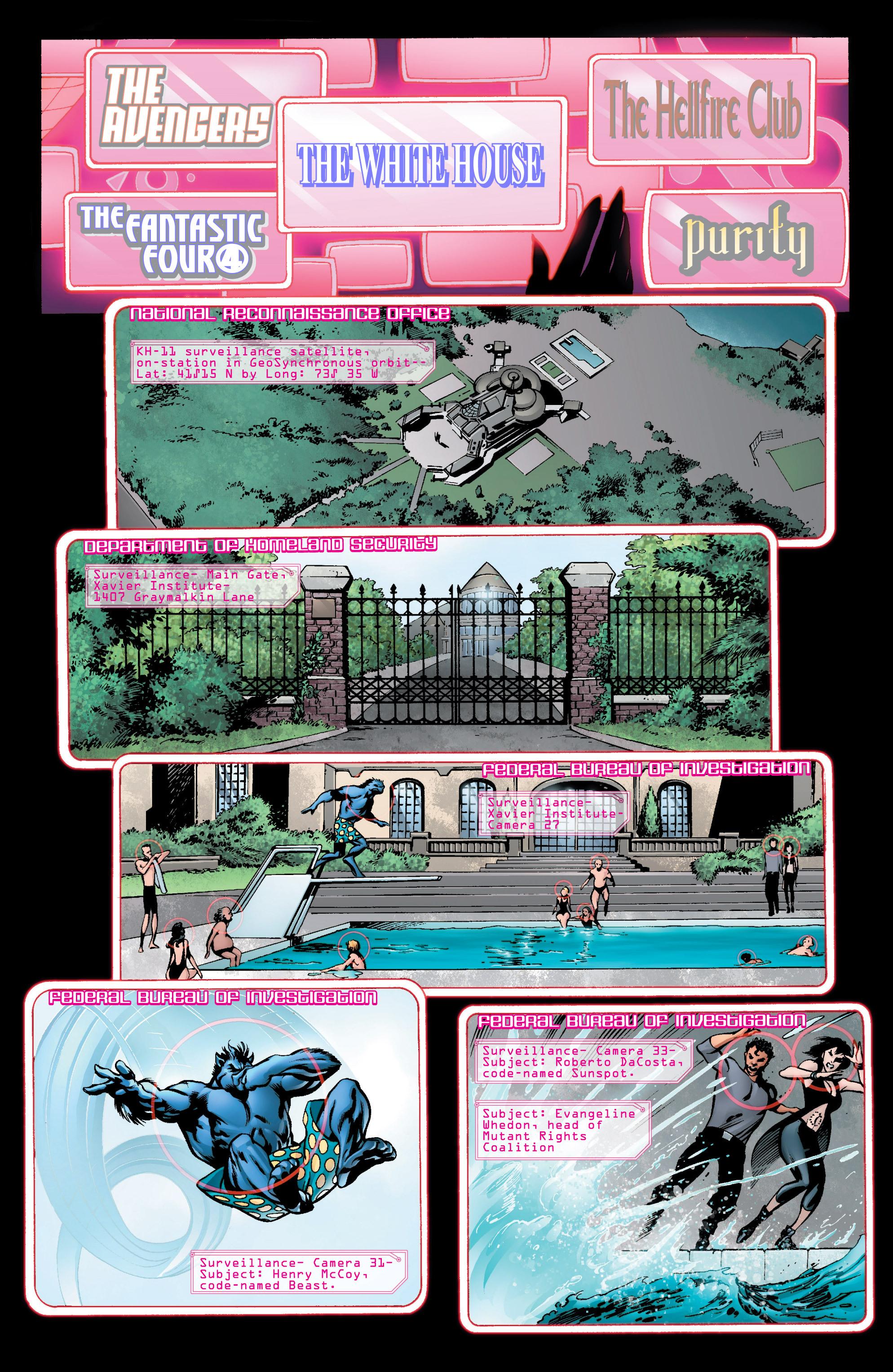 Read online Uncanny X-Men (1963) comic -  Issue #444 - 9