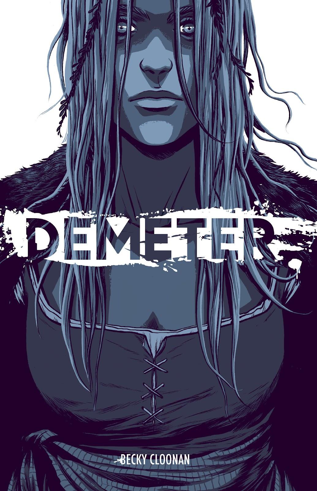 Read online Demeter comic -  Issue # Full - 1