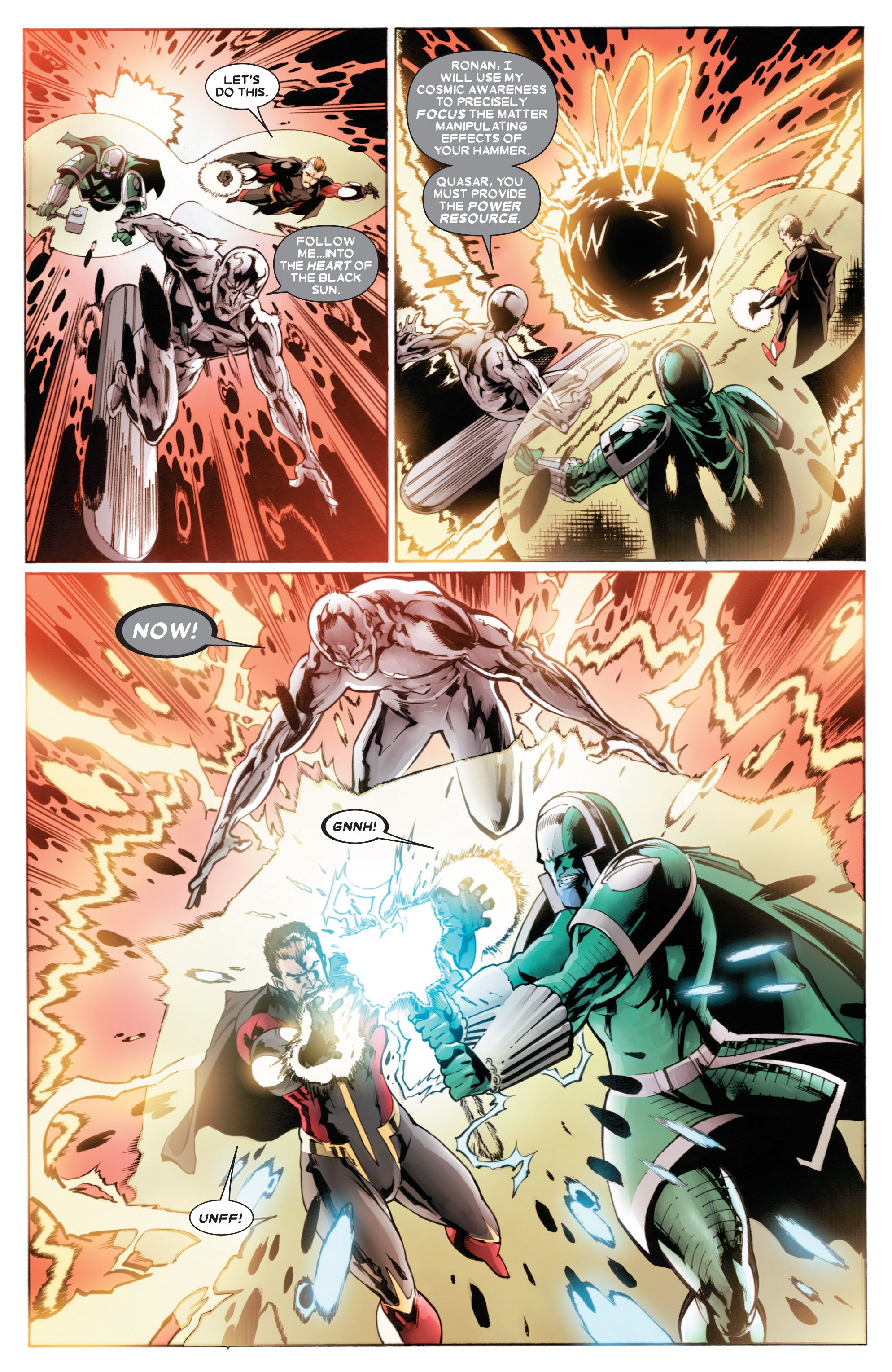 Read online Annihilators comic -  Issue #4 - 17