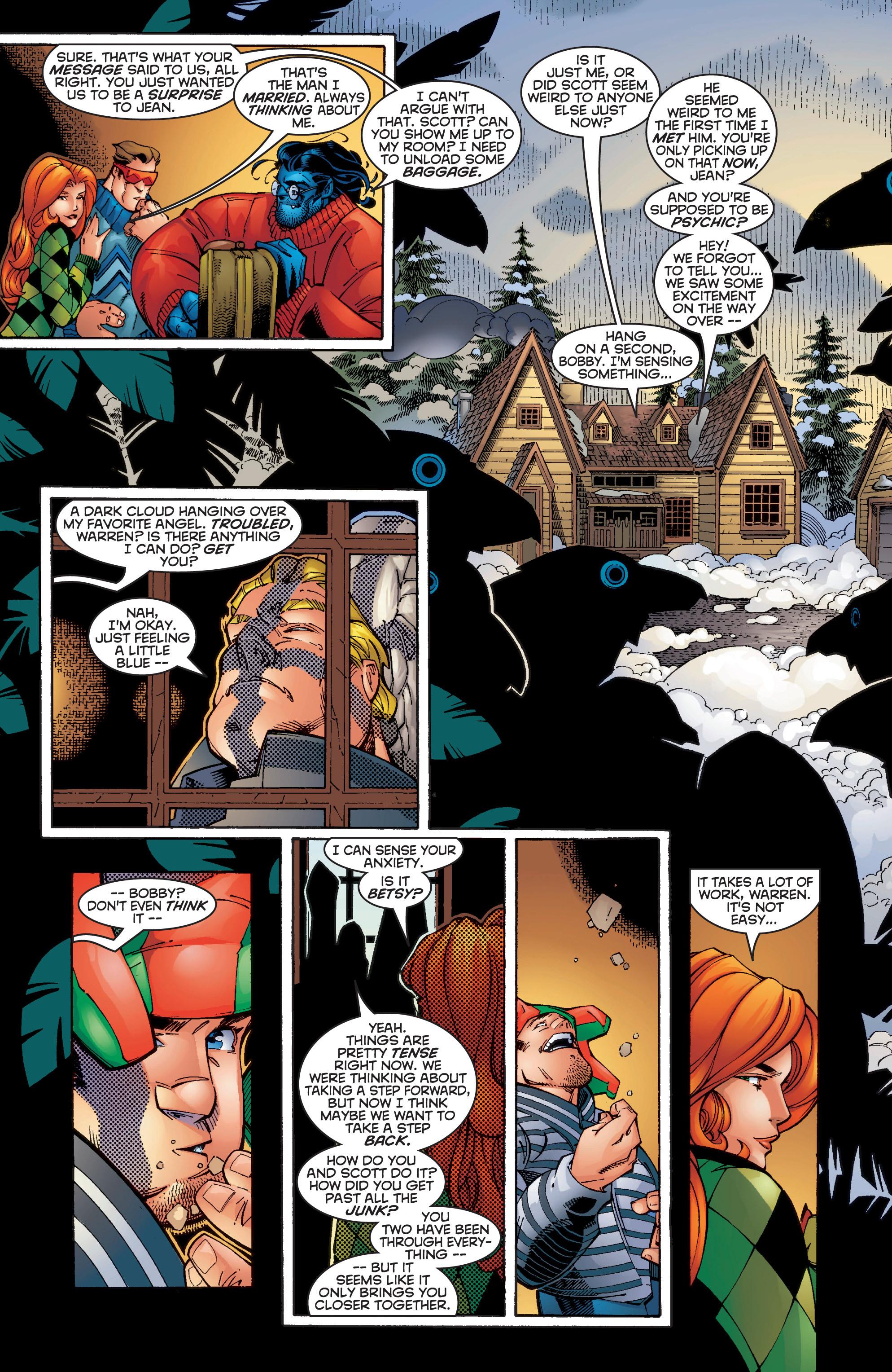 Read online Uncanny X-Men (1963) comic -  Issue #356 - 12
