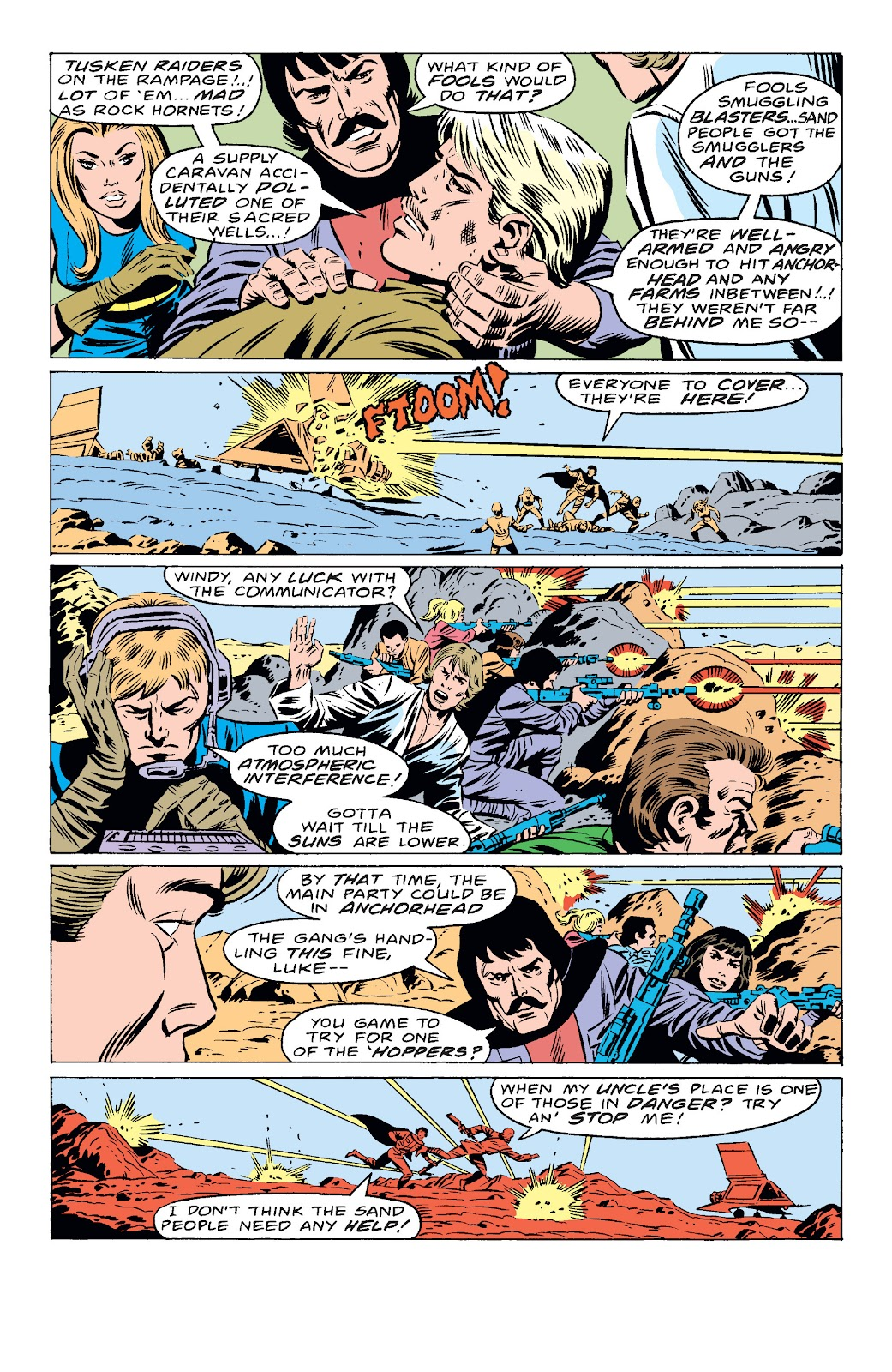 Read online Star Wars Legends: The Original Marvel Years - Epic Collection comic -  Issue # TPB 1 (Part 4) - 8