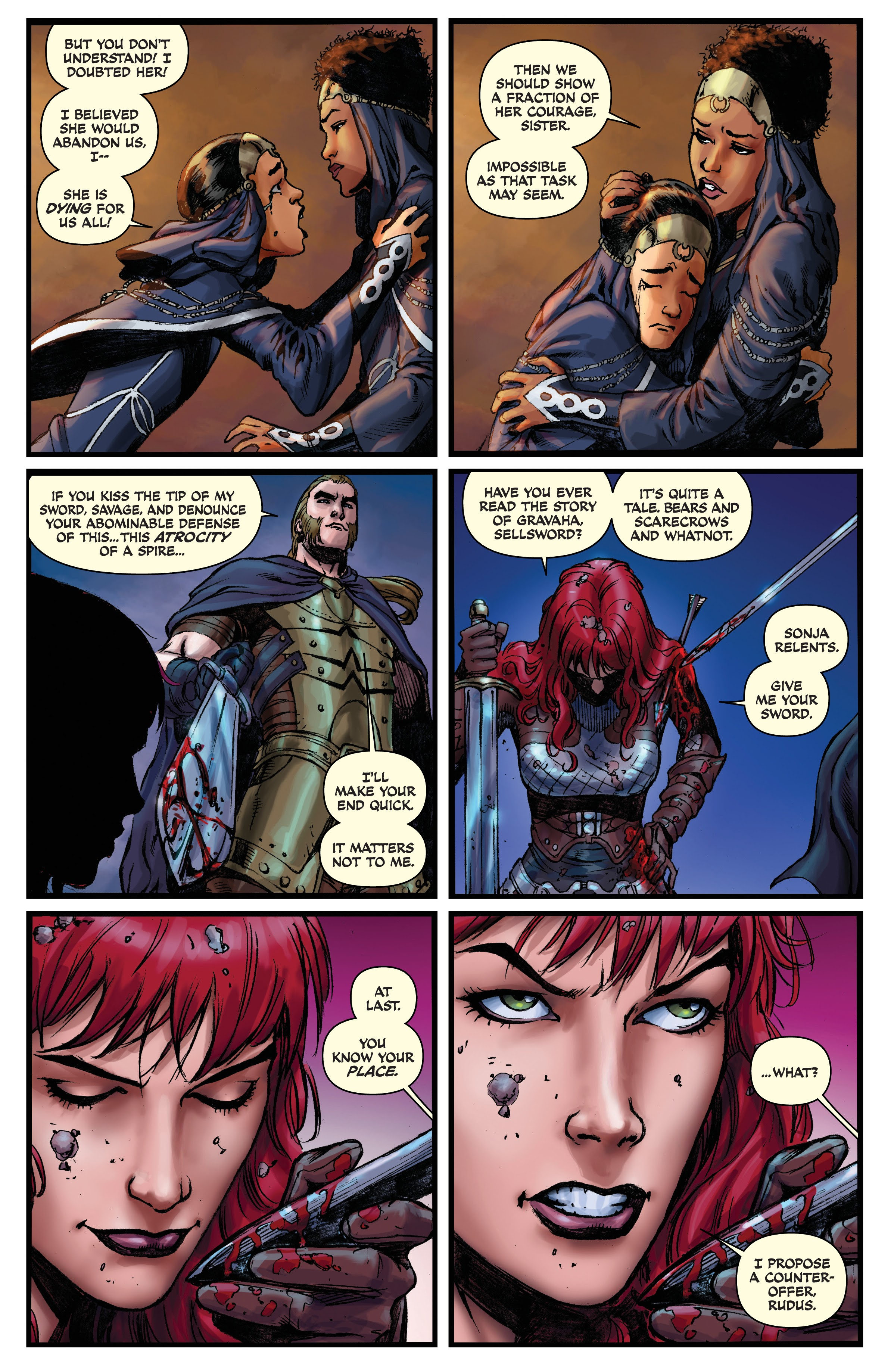 Red Sonja (2013) #_TPB_Complete_Gail_Simone_Red_Sonja_Omnibus_(Part_5) #26 - English 46