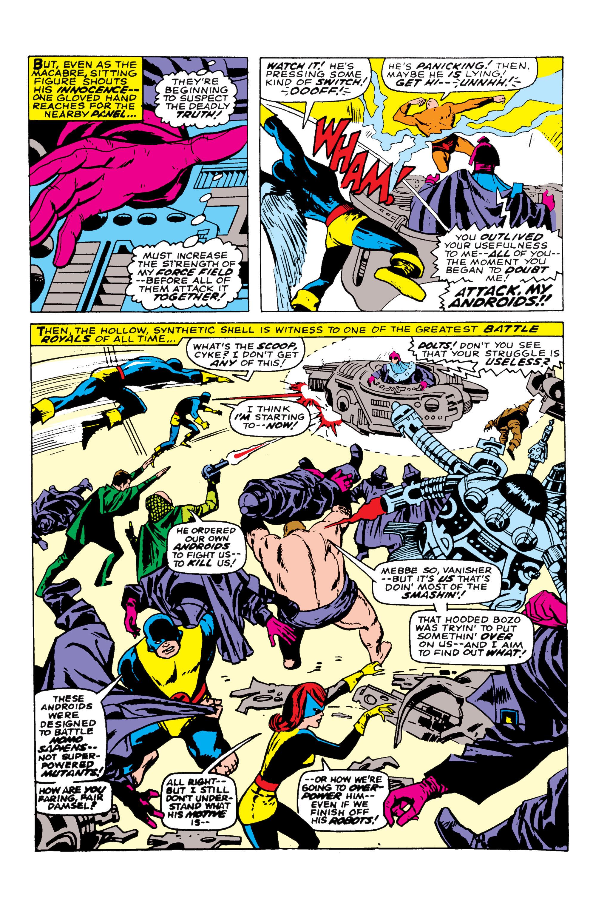Uncanny X-Men (1963) 39 Page 11