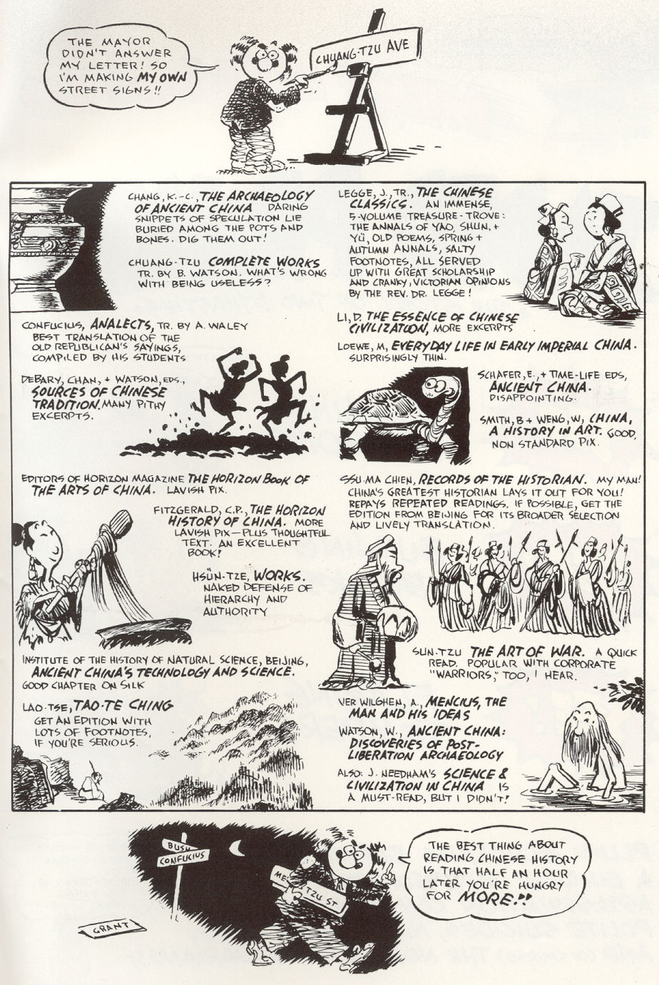 Read online The Cartoon History of the Universe comic -  Issue #9 - 52