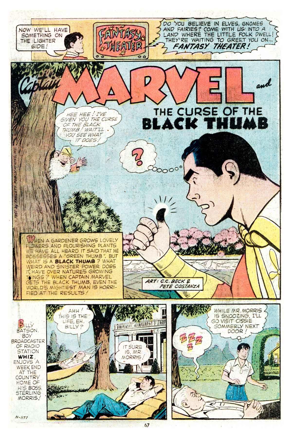 Read online Shazam! (1973) comic -  Issue #17 - 67