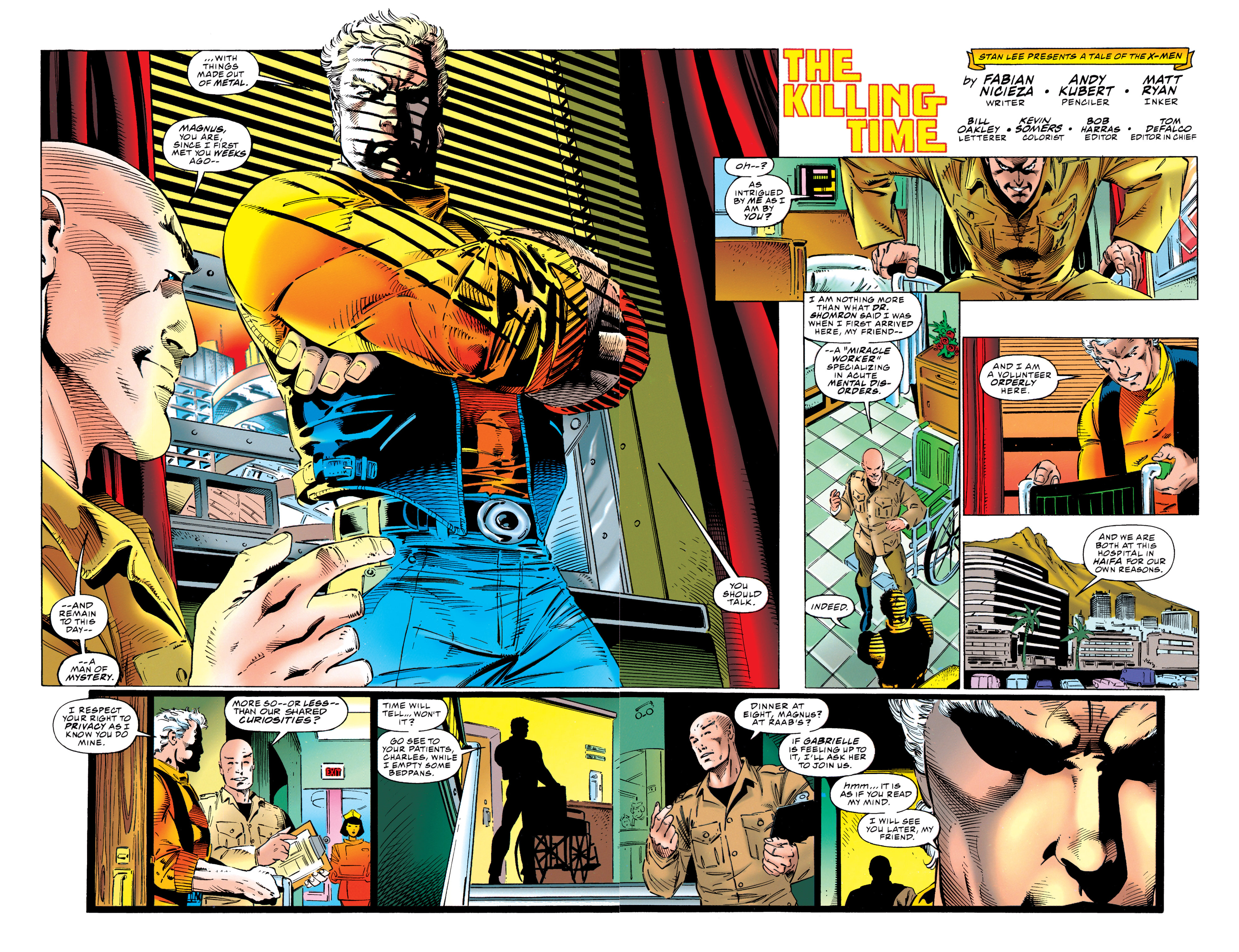 X-Men (1991) 40 Page 2