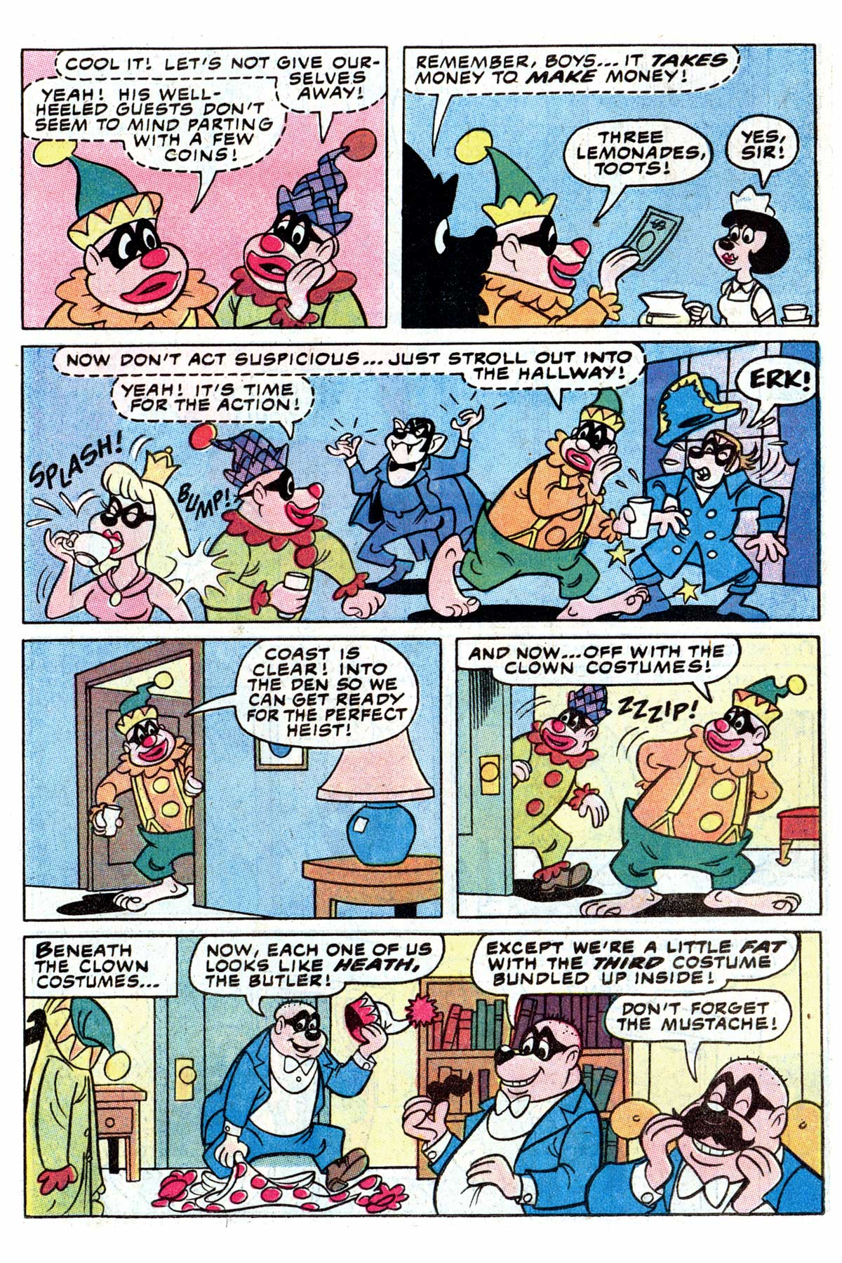 Read online Uncle Scrooge (1953) comic -  Issue #192 - 23