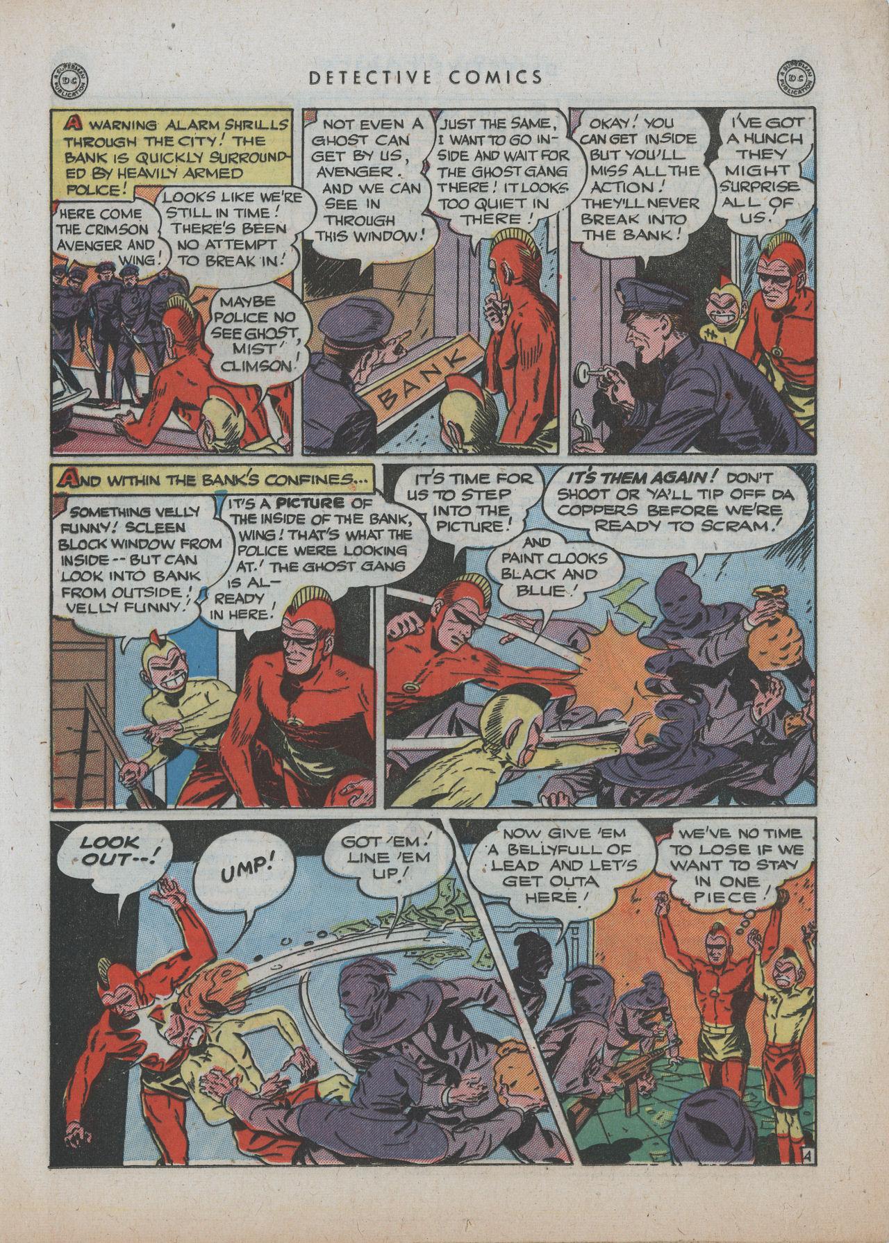 Read online Detective Comics (1937) comic -  Issue #89 - 31