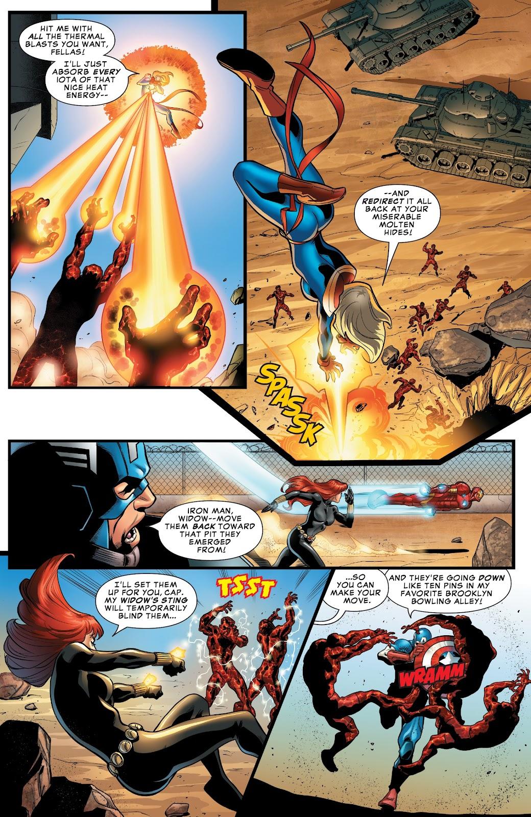 Read online Avengers: Edge of Infinity comic -  Issue # Full - 8