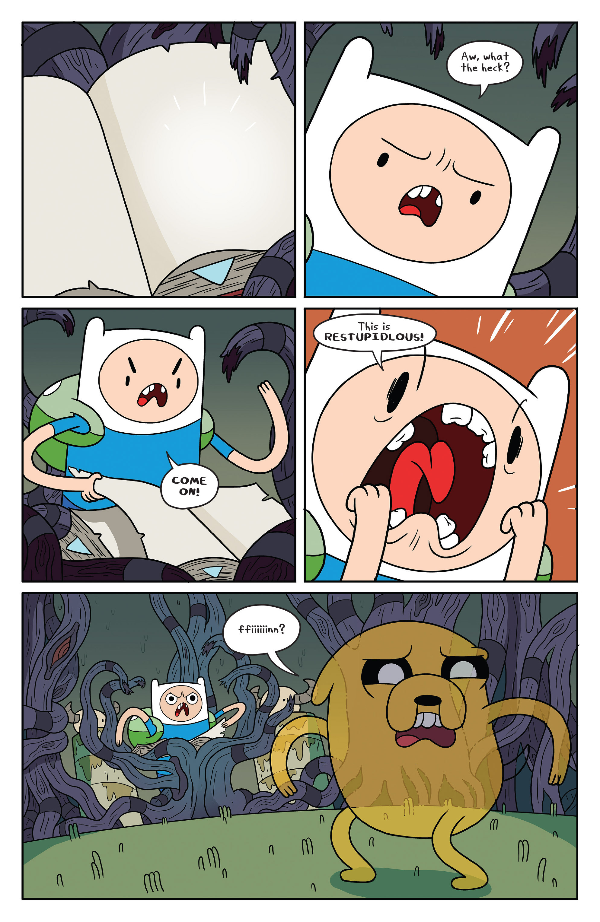 Read online Adventure Time comic -  Issue #50 - 12