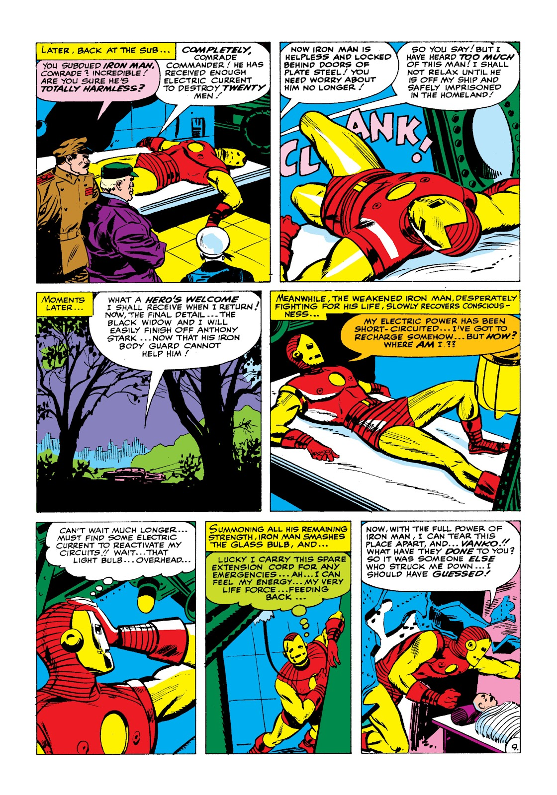 Read online Marvel Masterworks: The Invincible Iron Man comic -  Issue # TPB 2 (Part 1) - 26