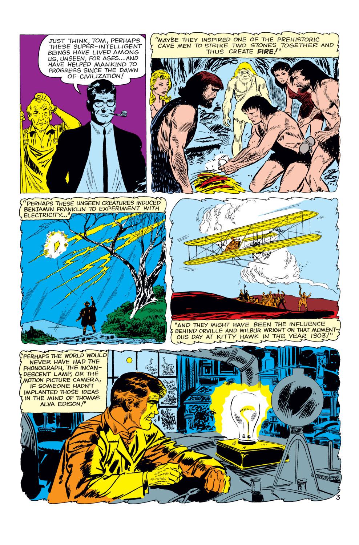 Read online Amazing Adventures (1961) comic -  Issue #5 - 18