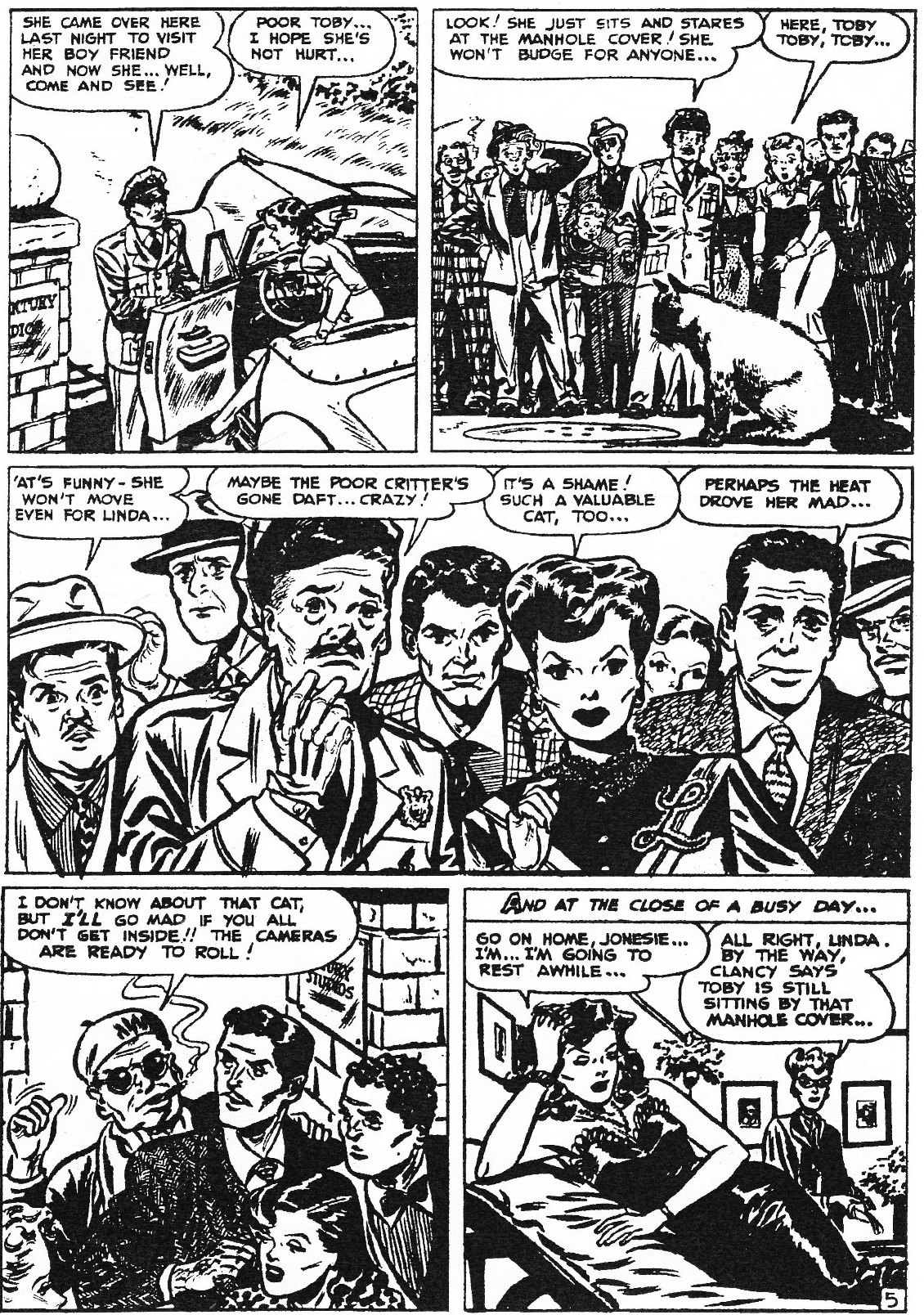 Read online Men of Mystery Comics comic -  Issue #82 - 125