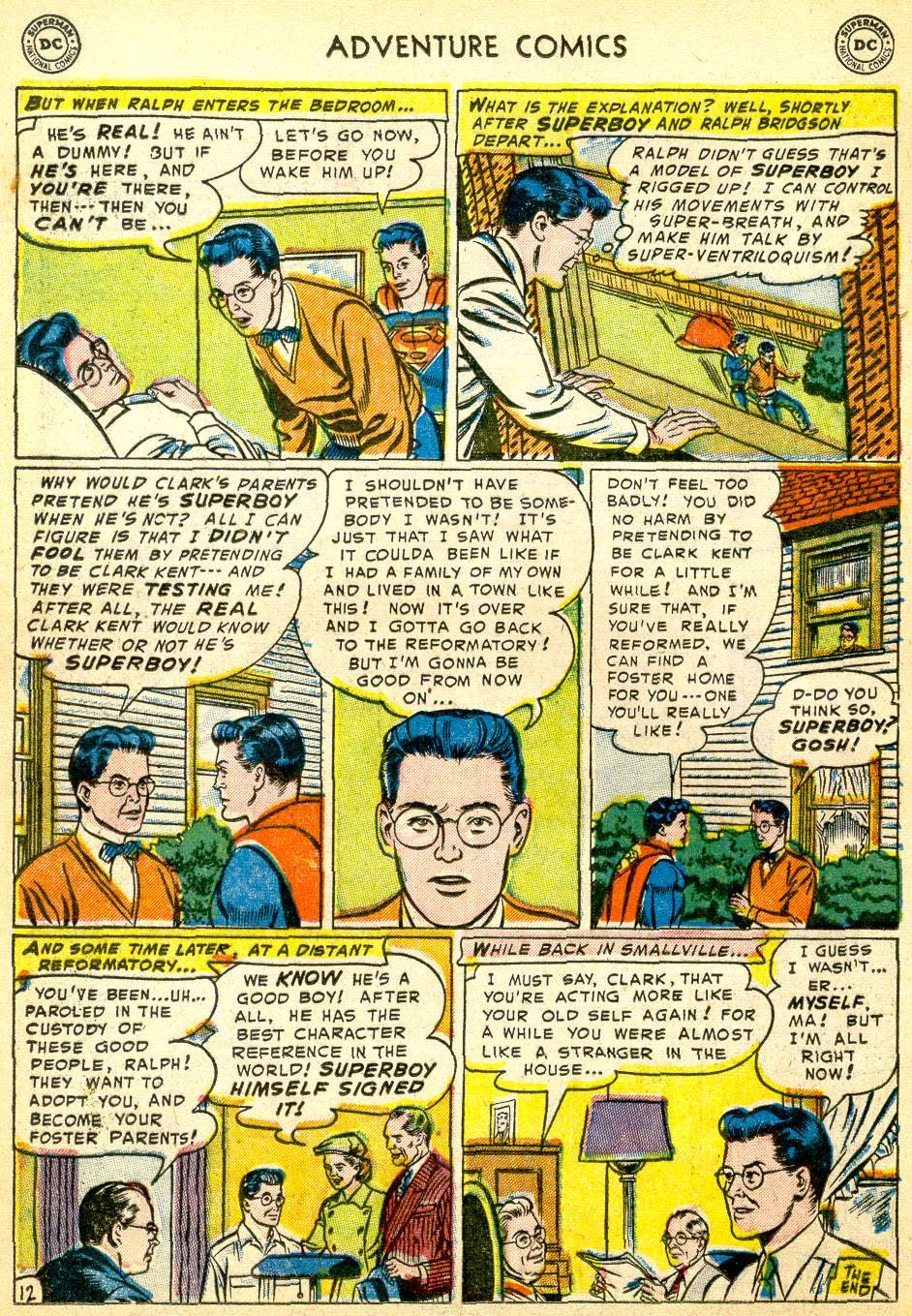 Read online Adventure Comics (1938) comic -  Issue #191 - 14