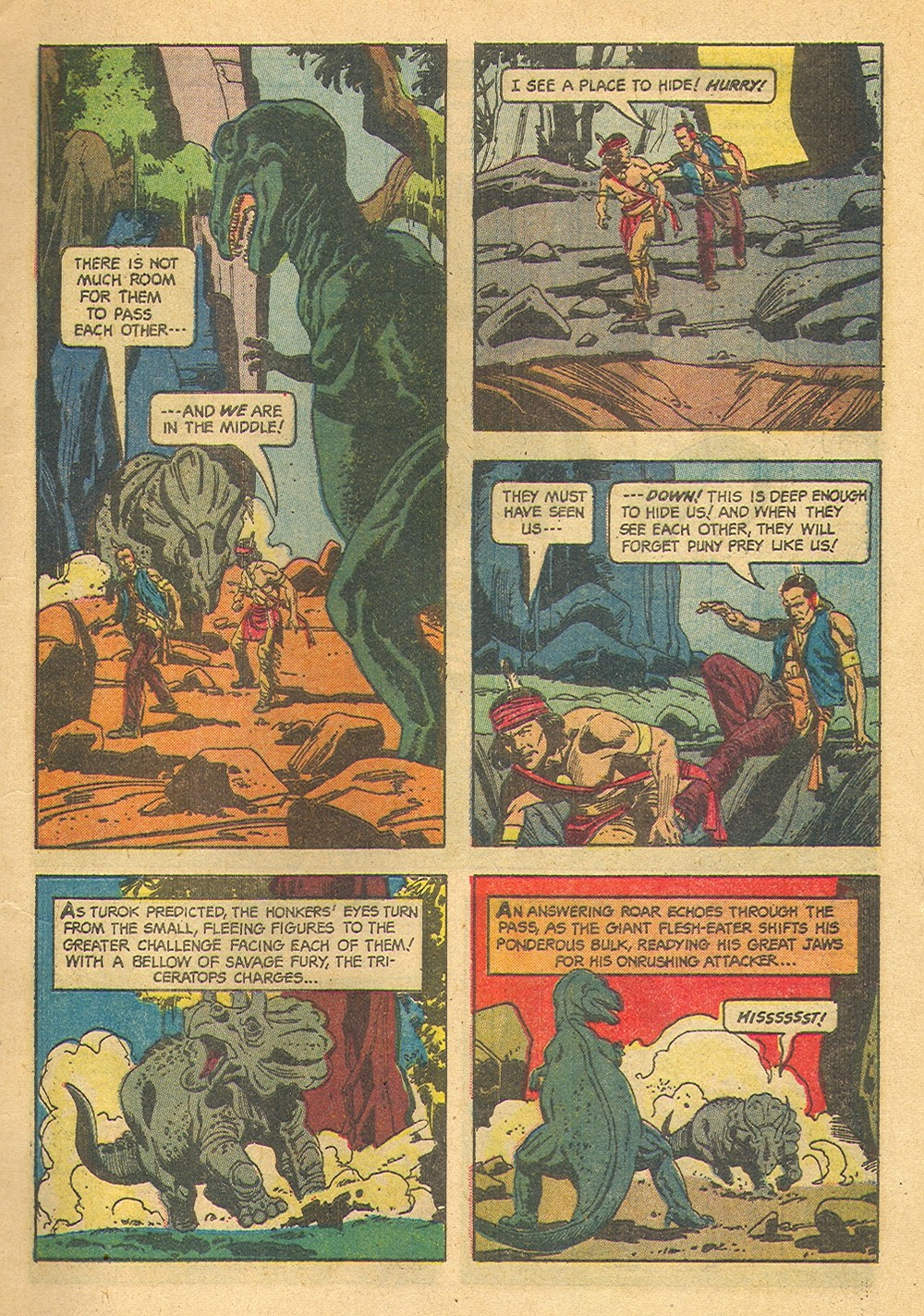Read online Turok, Son of Stone comic -  Issue #39 - 5