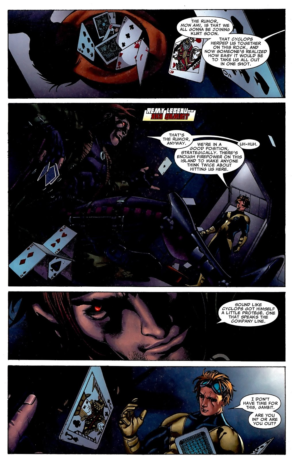 Read online X-Men: Second Coming Revelations comic -  Issue # TPB (Part 1) - 80