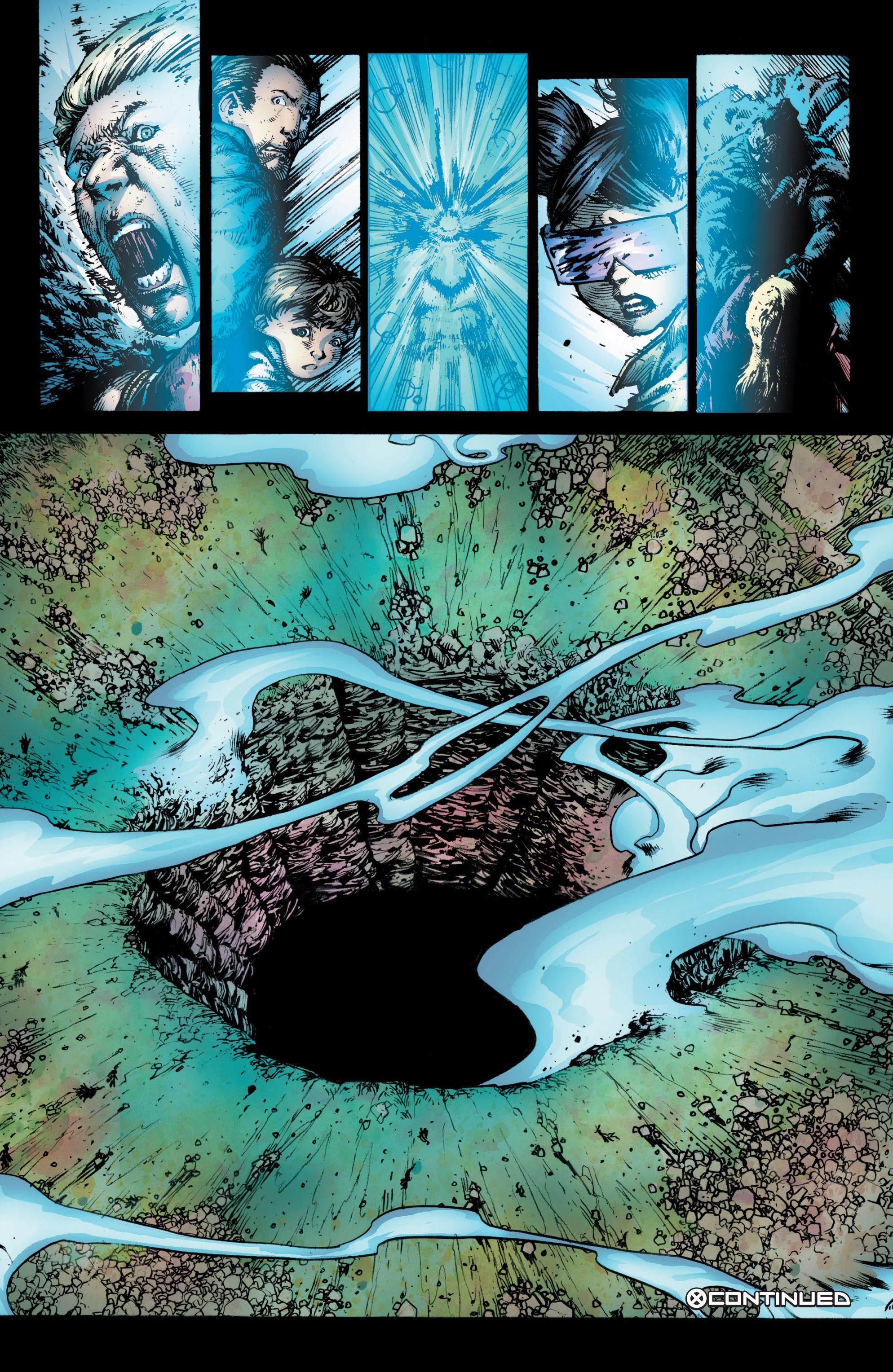Read online Uncanny X-Men (1963) comic -  Issue #430 - 23
