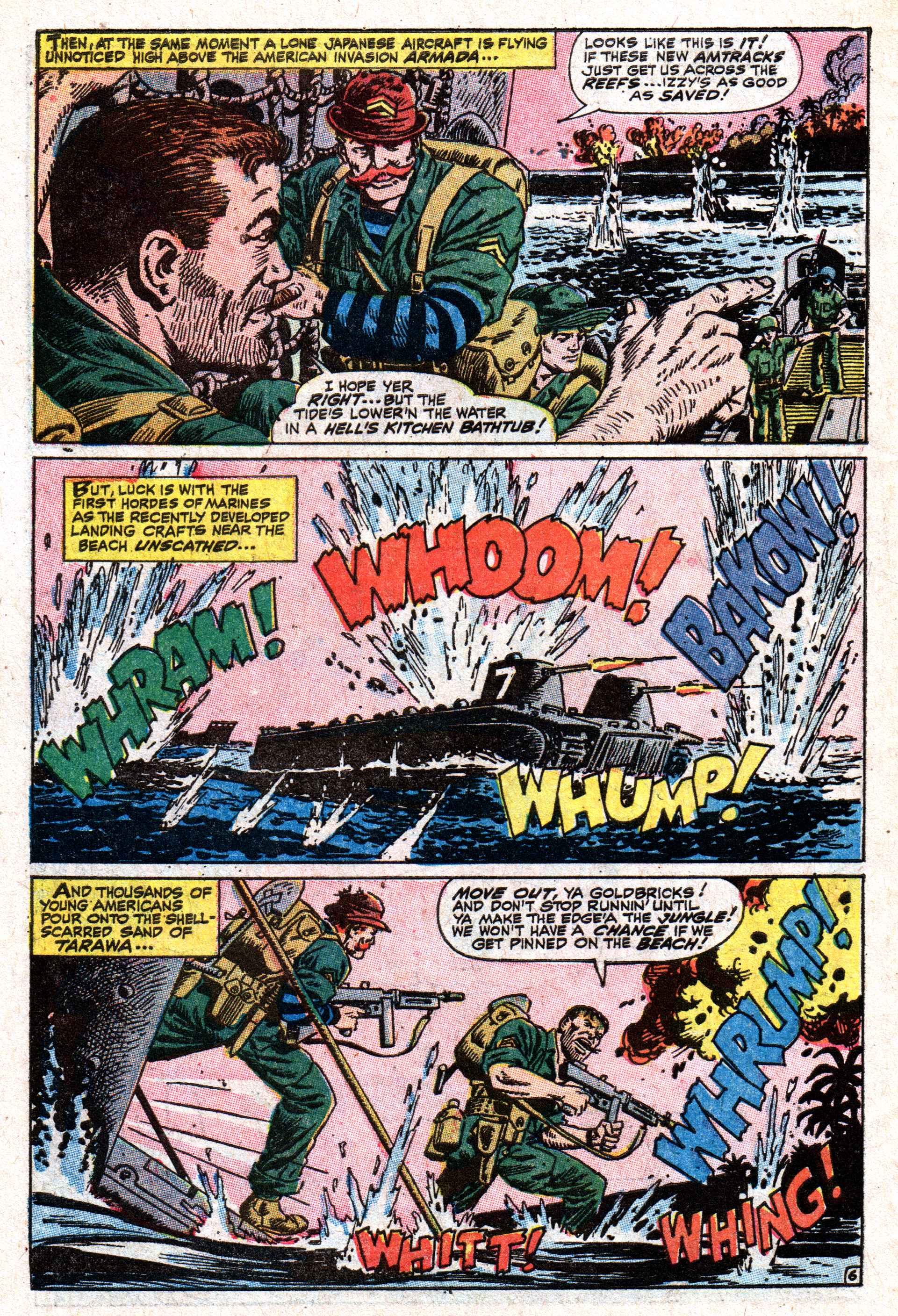 Read online Sgt. Fury comic -  Issue #50 - 10