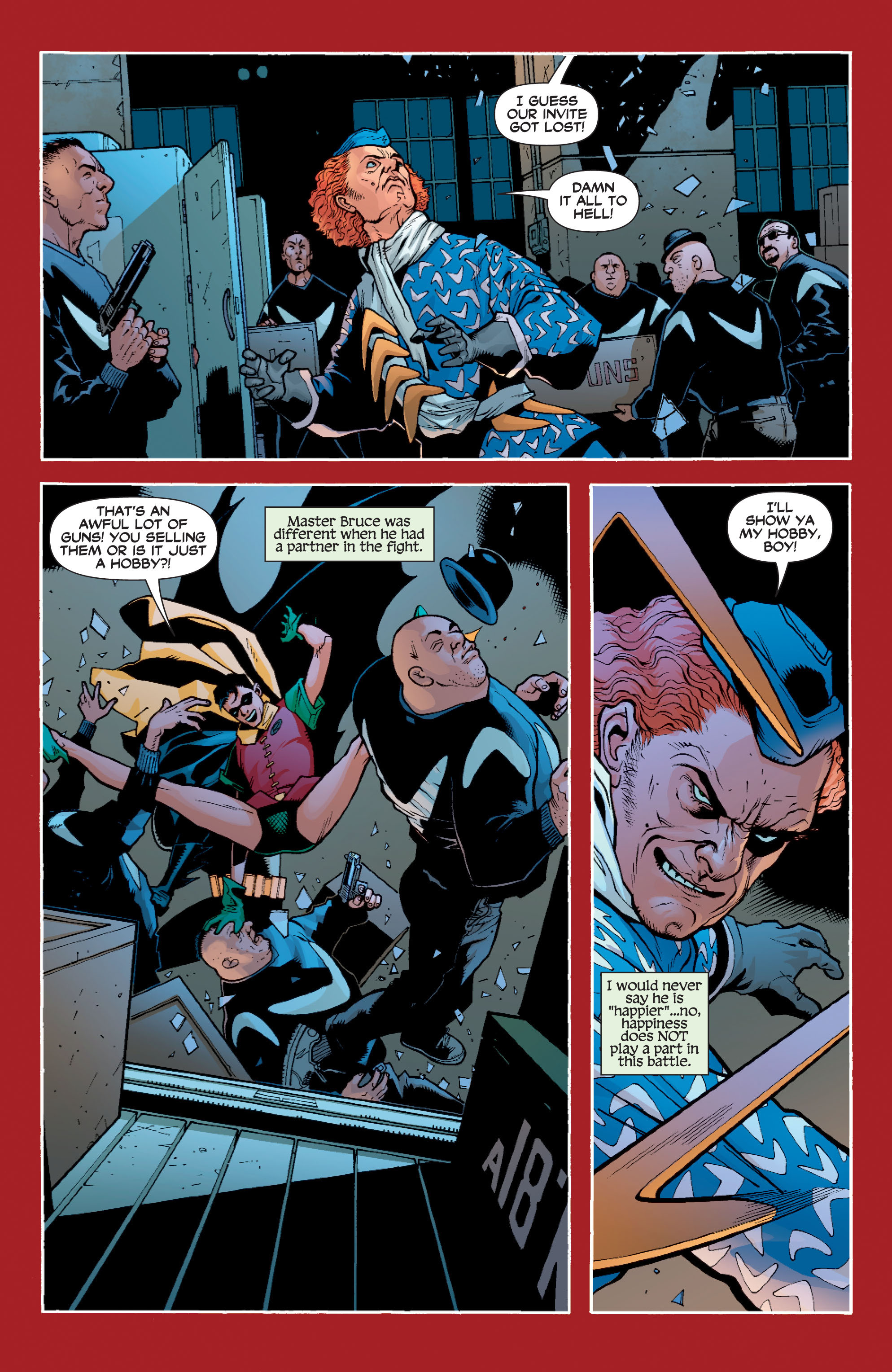 Read online Batman: Under The Red Hood comic -  Issue # Full - 184