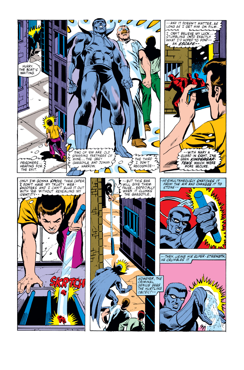 The Amazing Spider-Man (1963) 219 Page 4