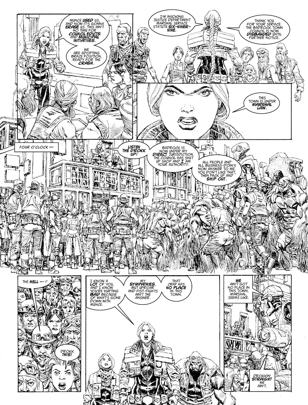 Judge Dredd Megazine (Vol. 5) Issue #381 #180 - English 59