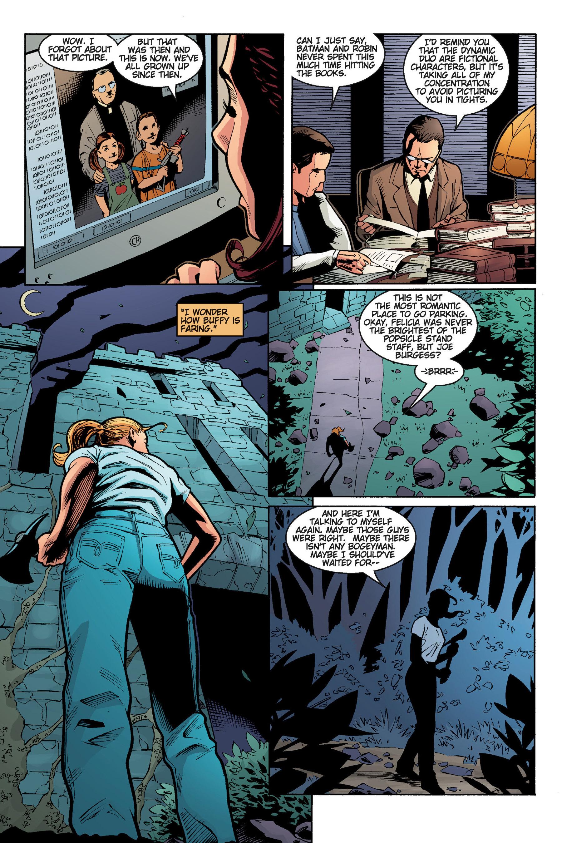 Read online Buffy the Vampire Slayer: Omnibus comic -  Issue # TPB 5 - 134