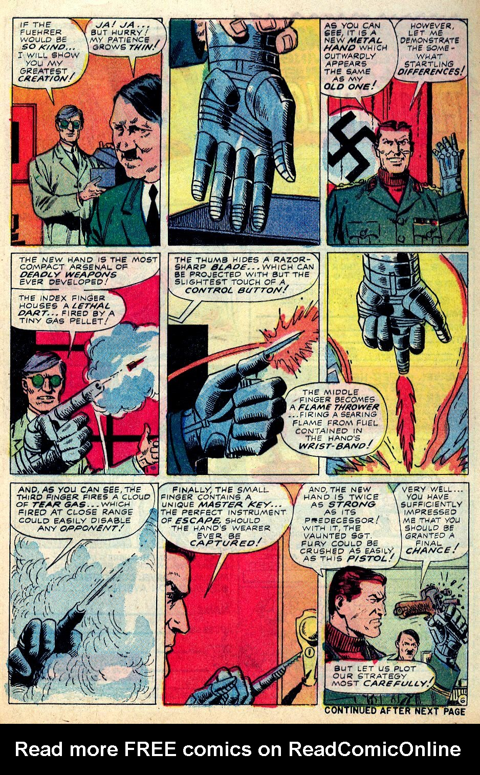 Read online Sgt. Fury comic -  Issue #59 - 9