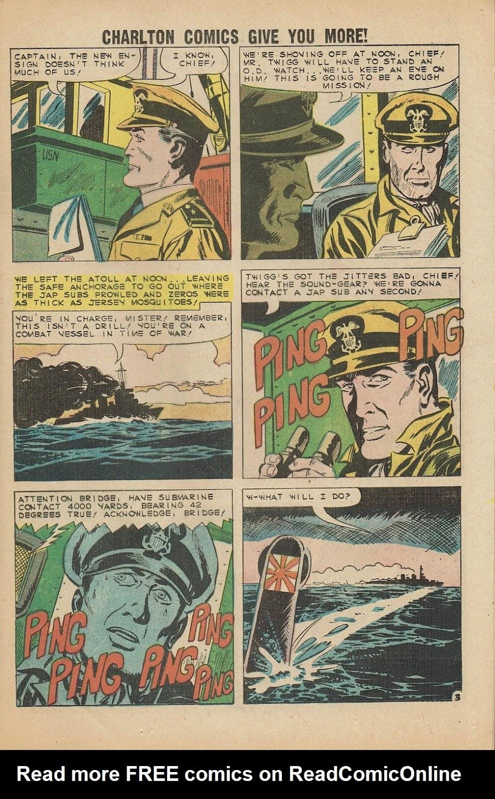 Read online Fightin' Navy comic -  Issue #91 - 17