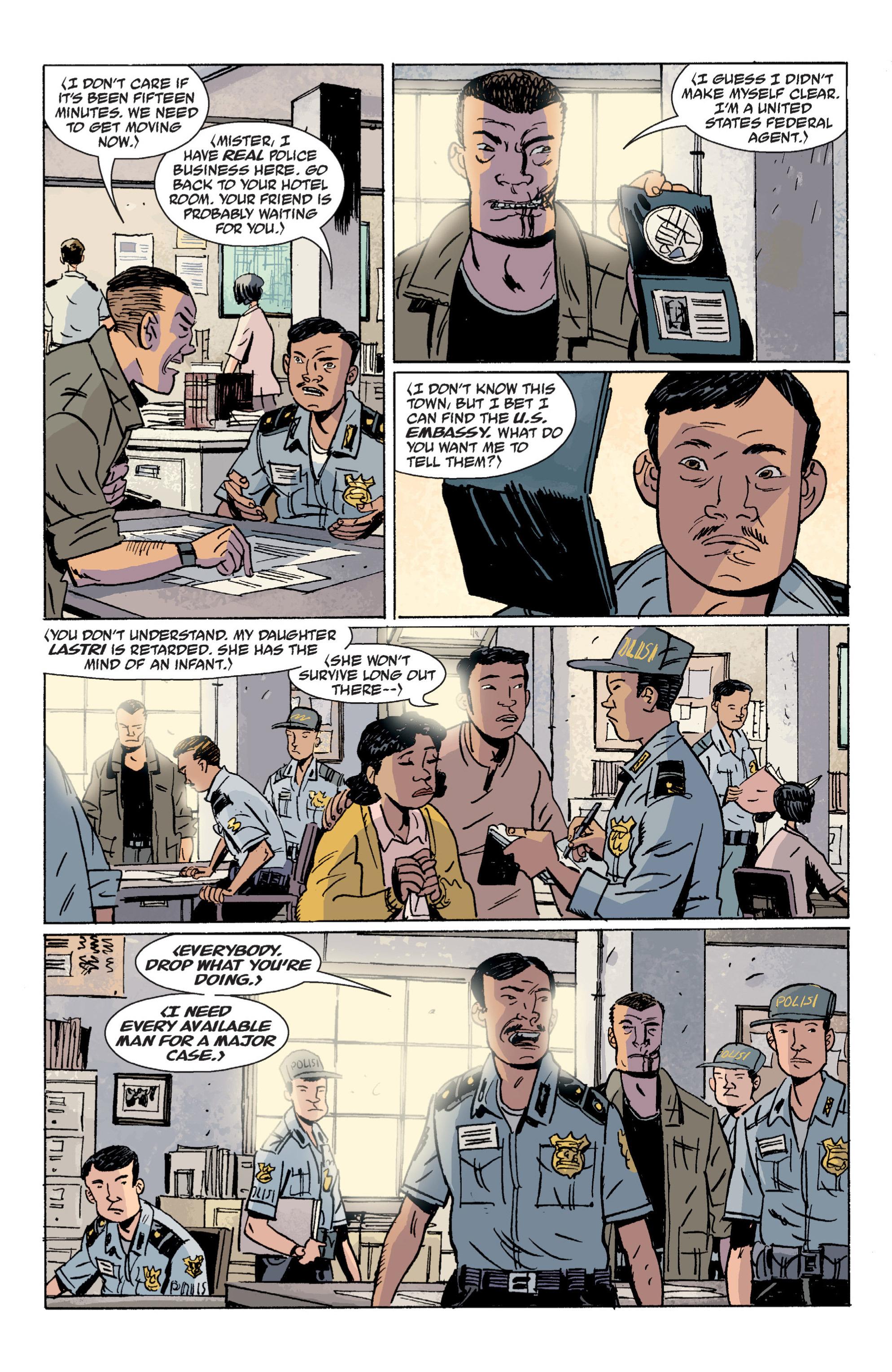 Read online B.P.R.D. (2003) comic -  Issue # TPB 7 - 61
