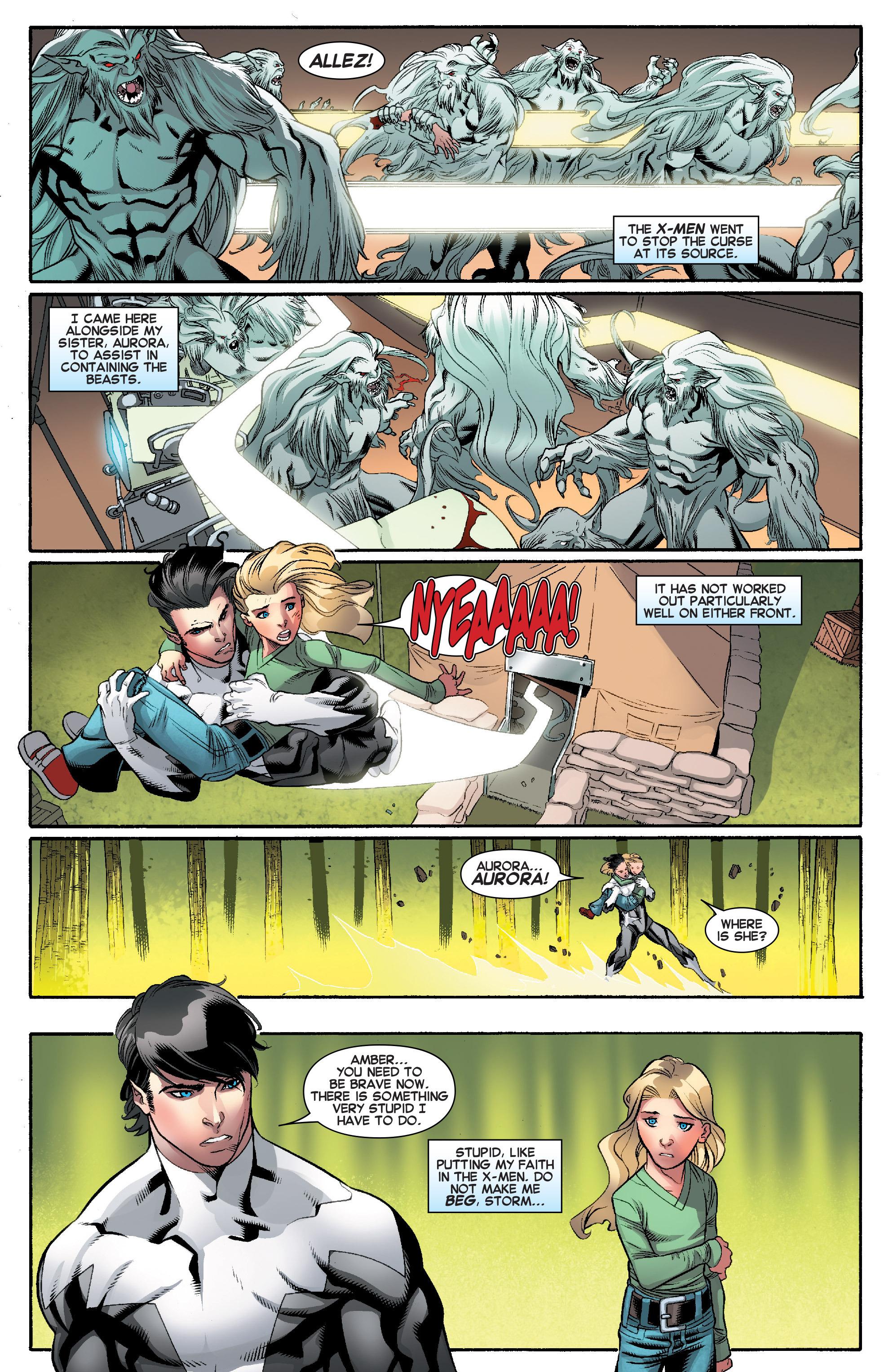 Read online Amazing X-Men (2014) comic -  Issue #12 - 4
