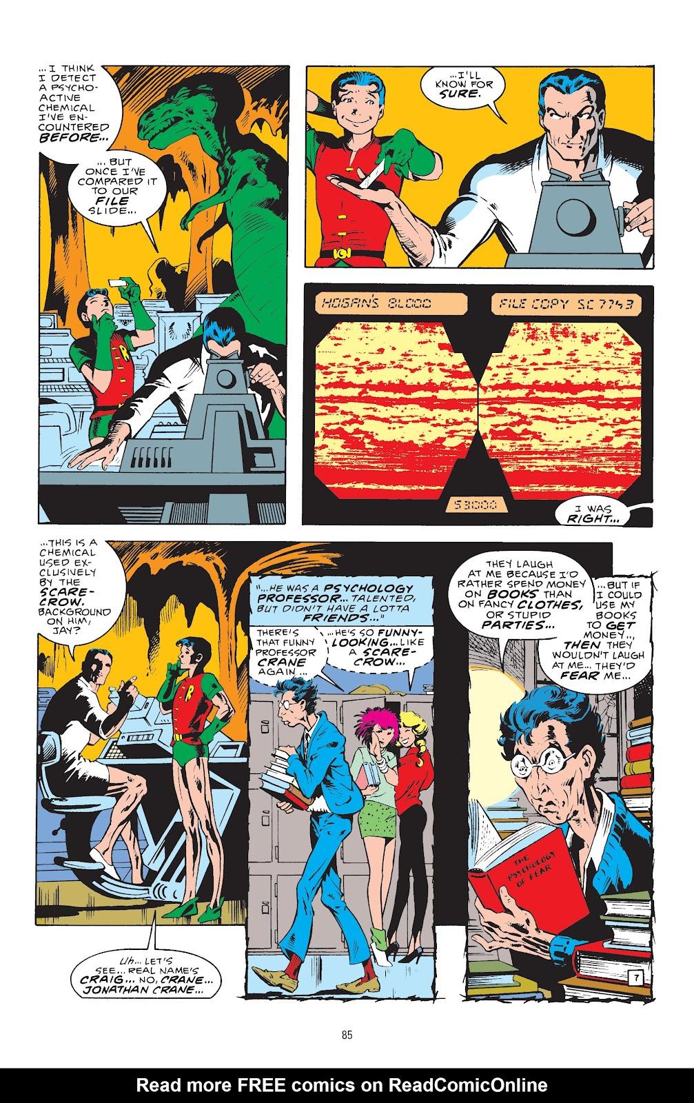 Read online Detective Comics (1937) comic -  Issue # _TPB Batman - The Dark Knight Detective 1 (Part 1) - 85