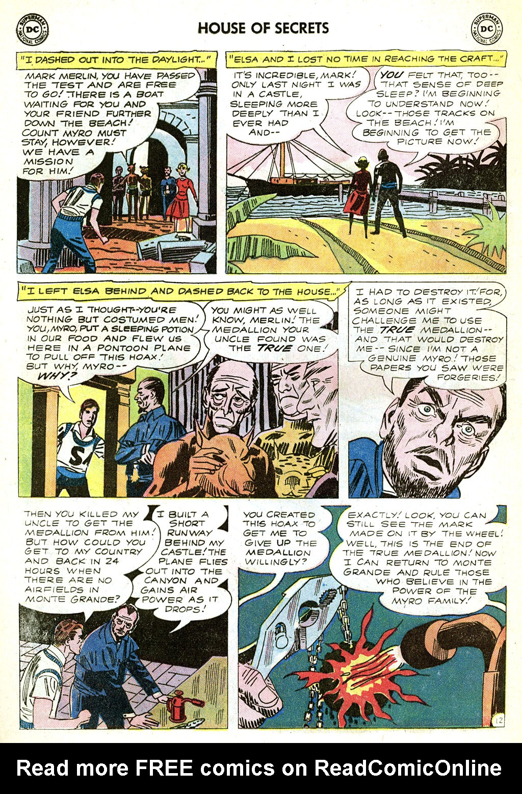 House of Secrets (1956) issue 58 - Page 16