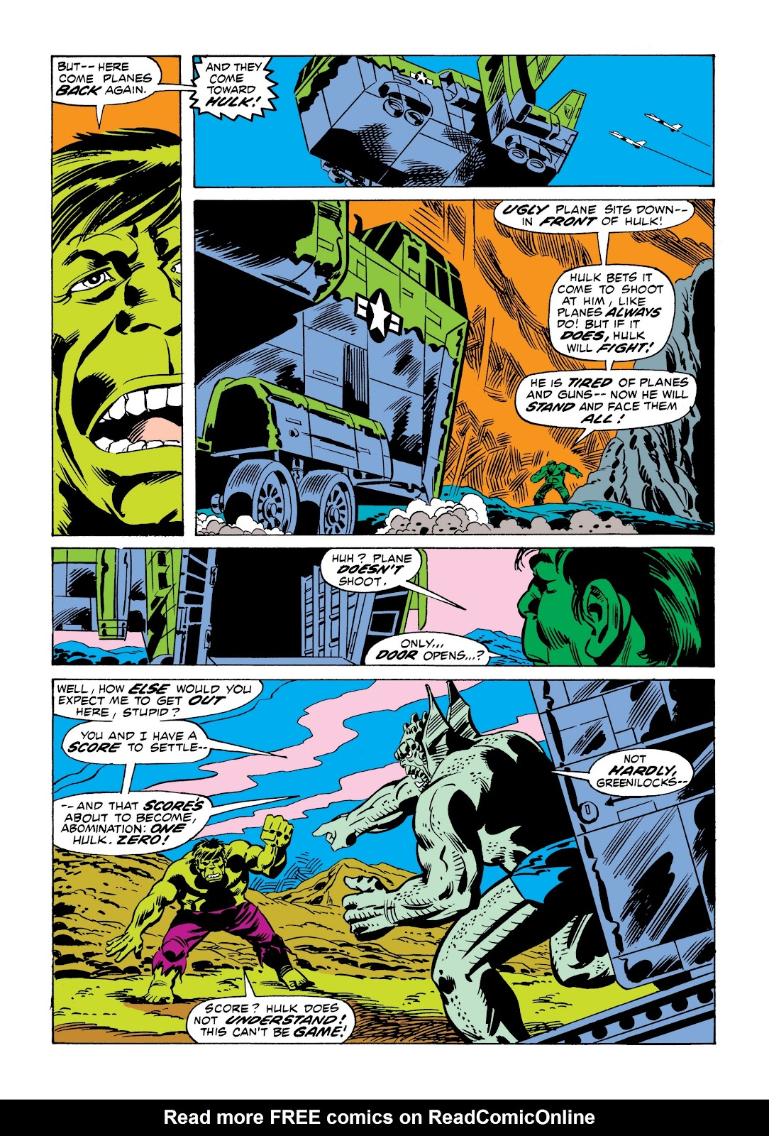 Read online Marvel Masterworks: The Incredible Hulk comic -  Issue # TPB 9 (Part 1) - 66