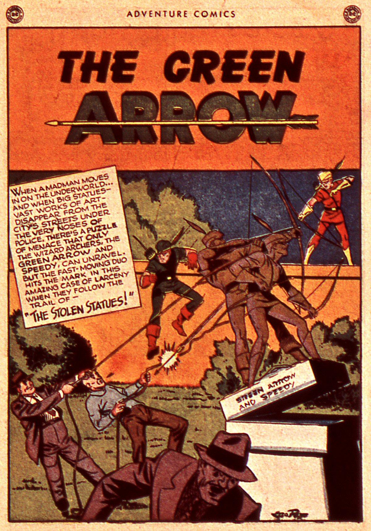 Read online Adventure Comics (1938) comic -  Issue #106 - 11