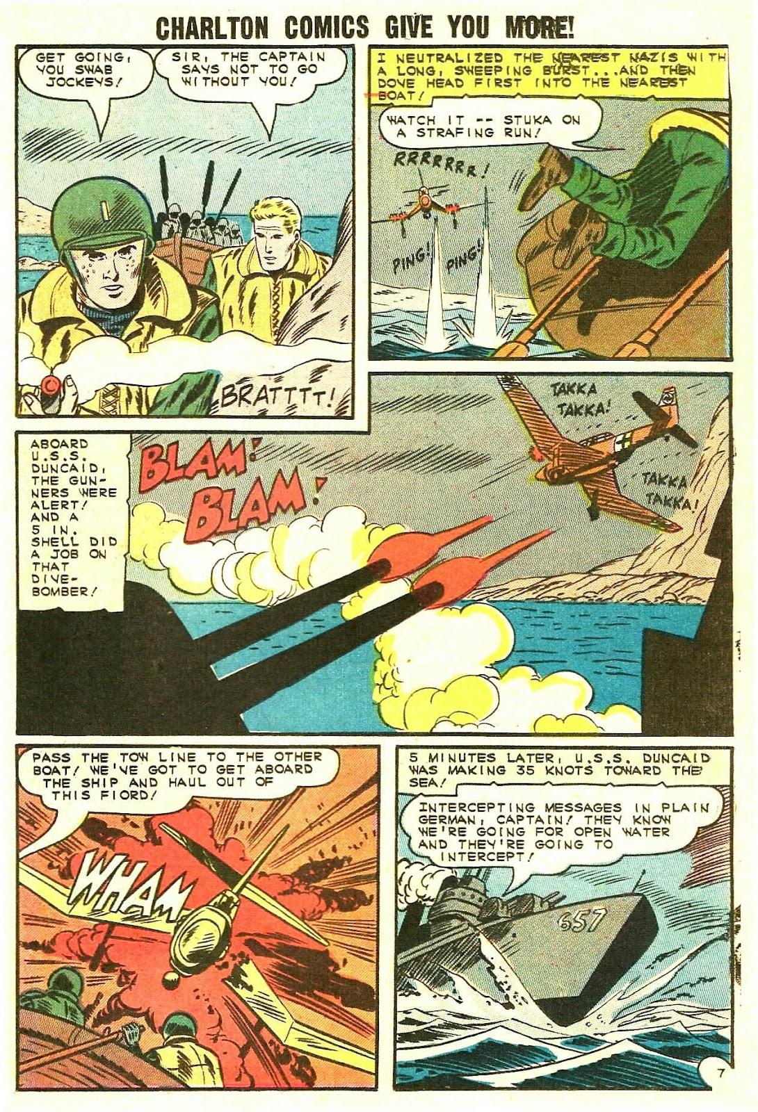 Read online Fightin' Navy comic -  Issue #119 - 19