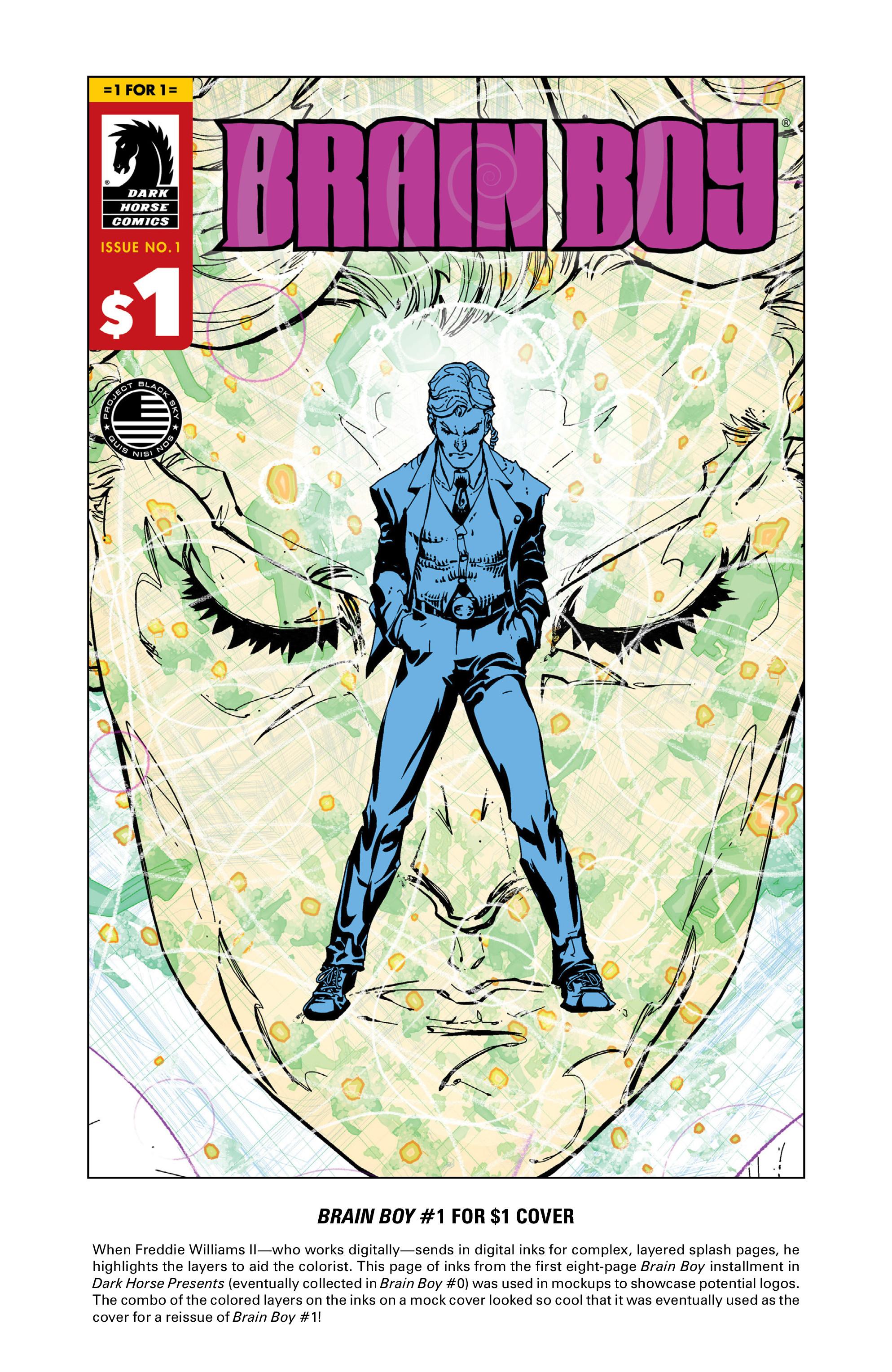 Read online Brain Boy:  The Men from G.E.S.T.A.L.T. comic -  Issue # TPB - 104