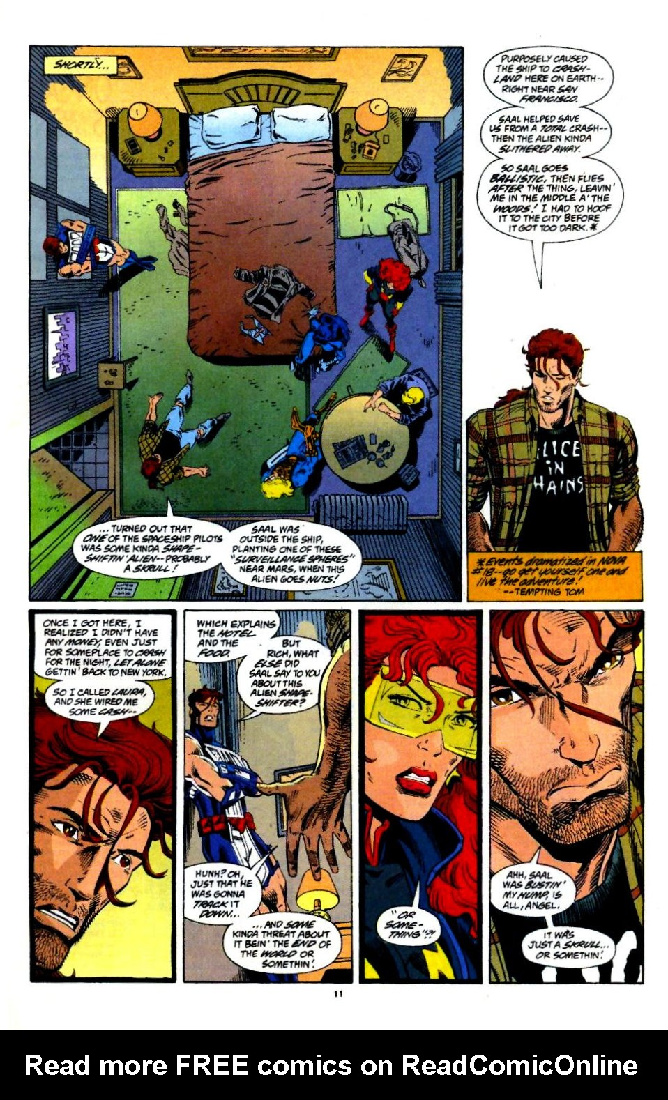 The New Warriors Issue #60 #64 - English 9
