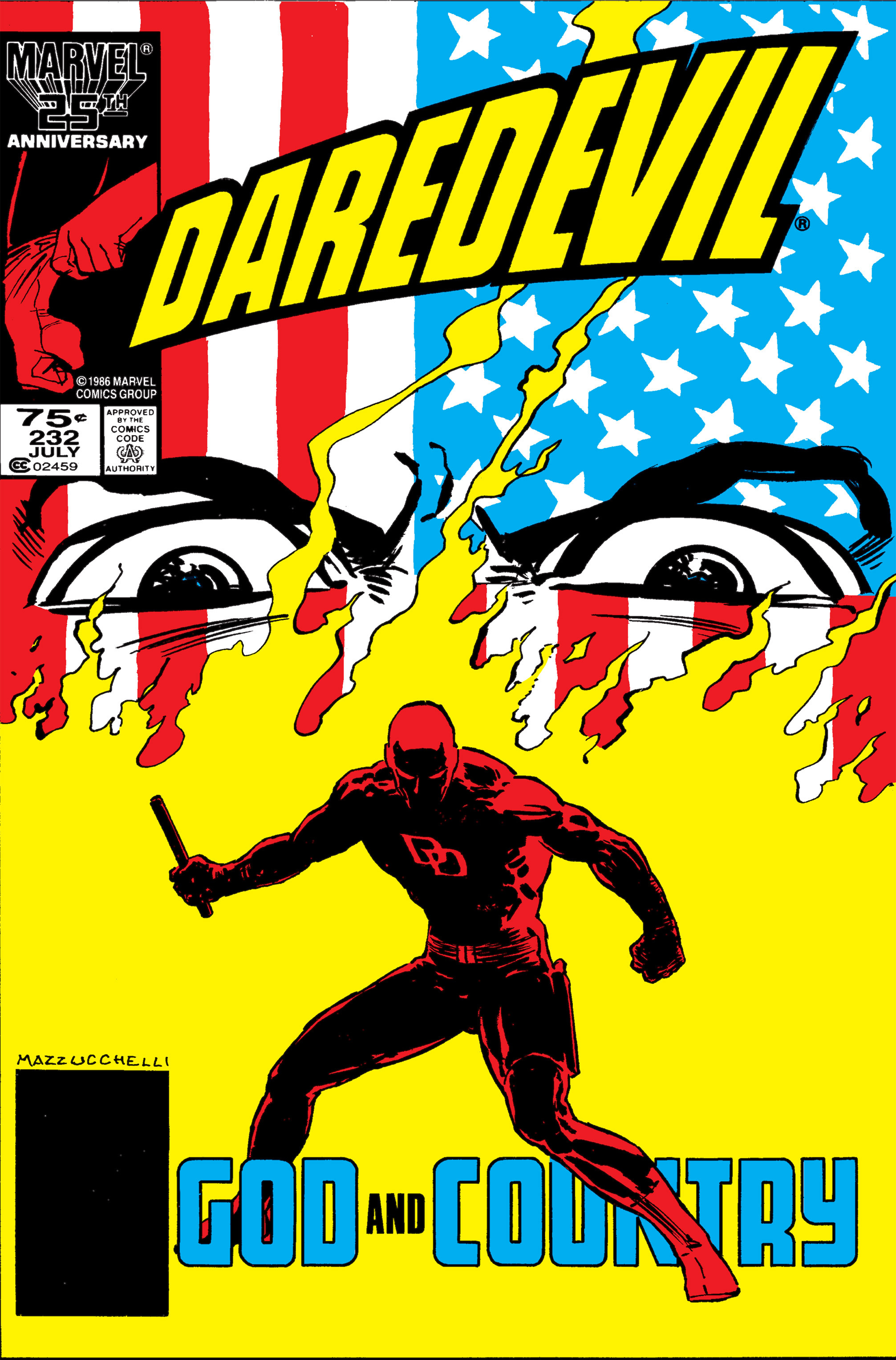 Read online Daredevil: Born Again comic -  Issue # Full - 146