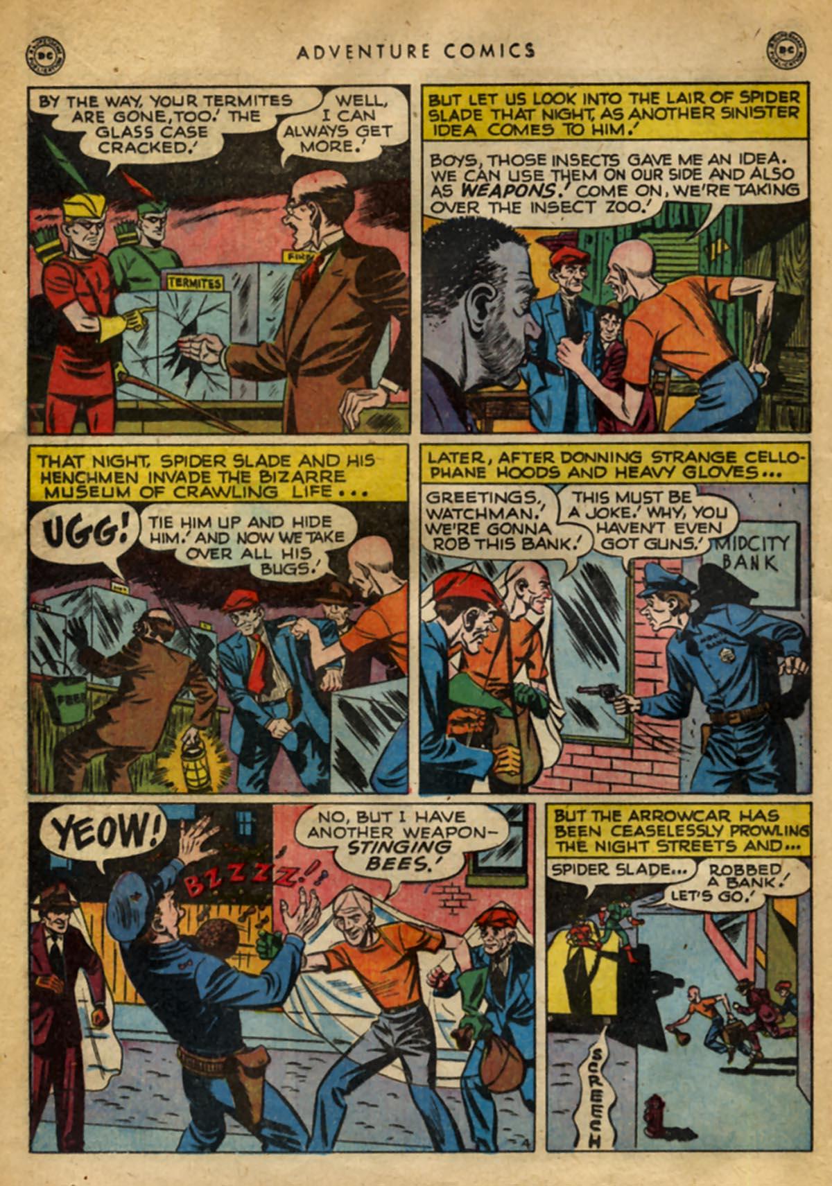 Read online Adventure Comics (1938) comic -  Issue #141 - 18