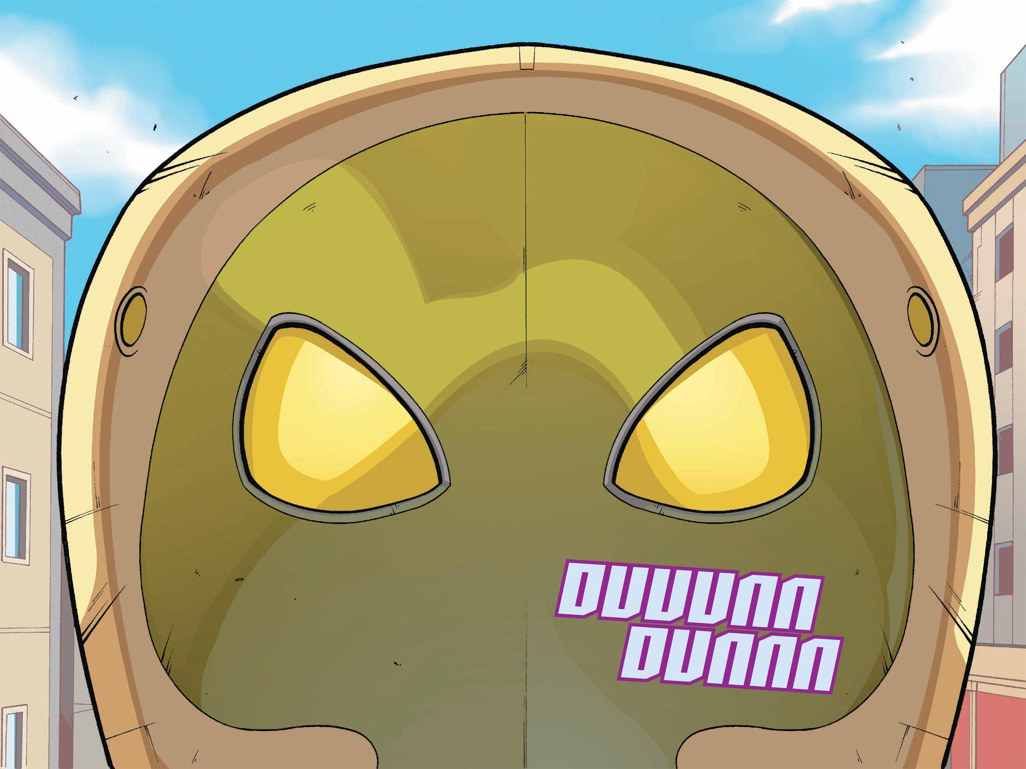Read online Ultimate Spider-Man (Infinite Comics) (2016) comic -  Issue #1 - 43