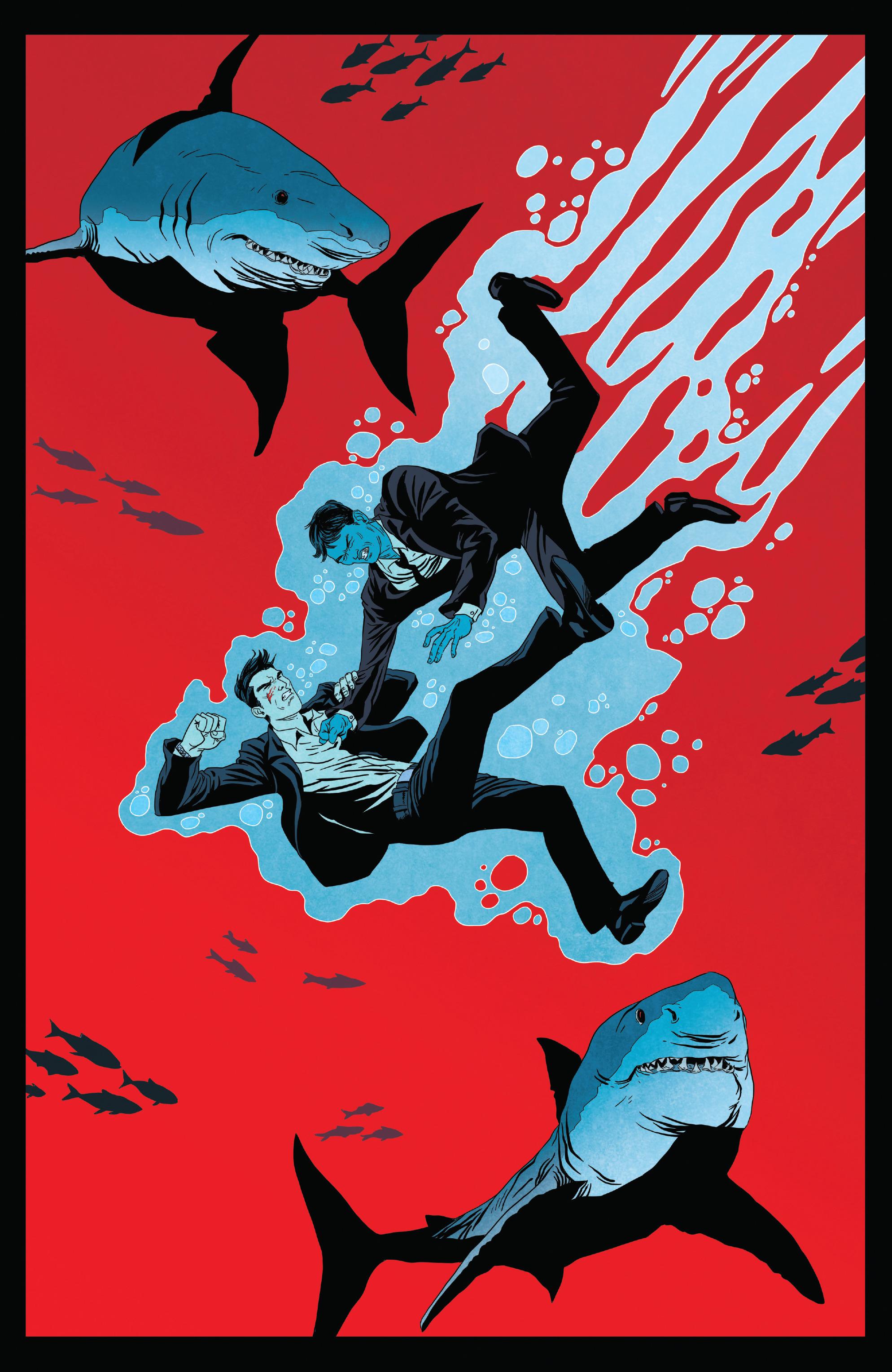 Read online James Bond (2017) comic -  Issue #2 - 17