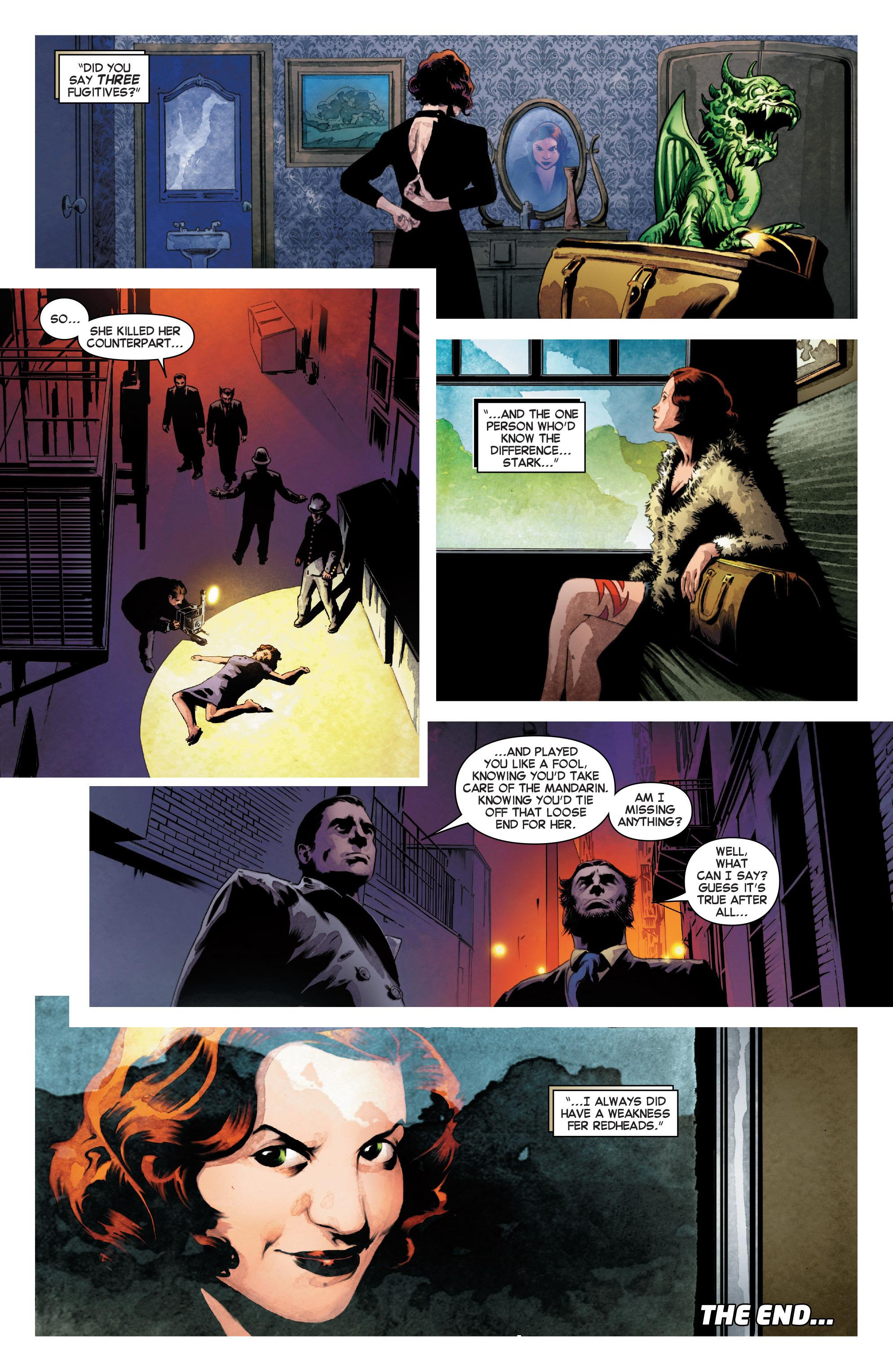 Read online Secret Wars Journal comic -  Issue #3 - 12