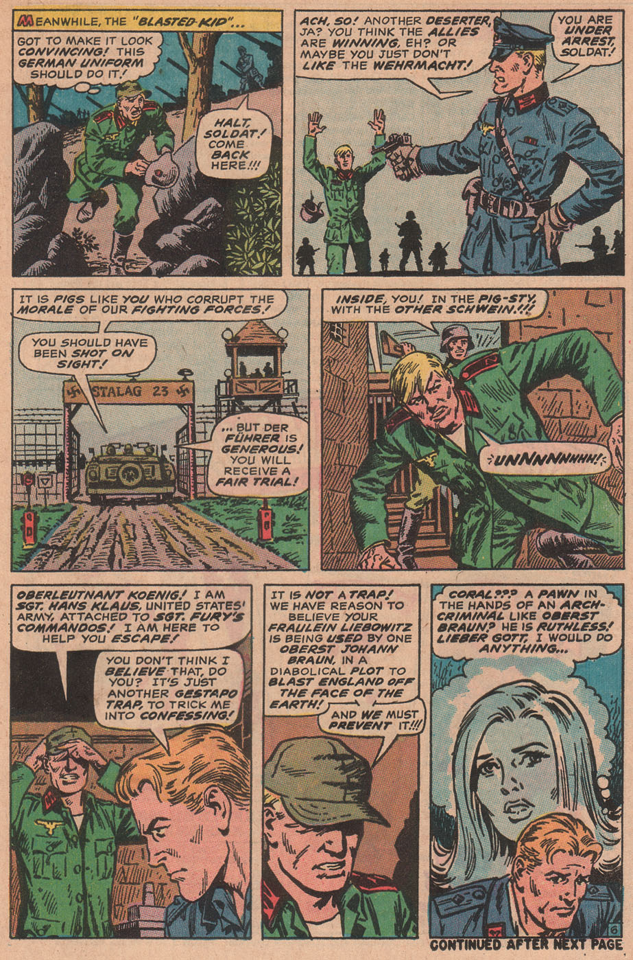 Read online Sgt. Fury comic -  Issue #78 - 9
