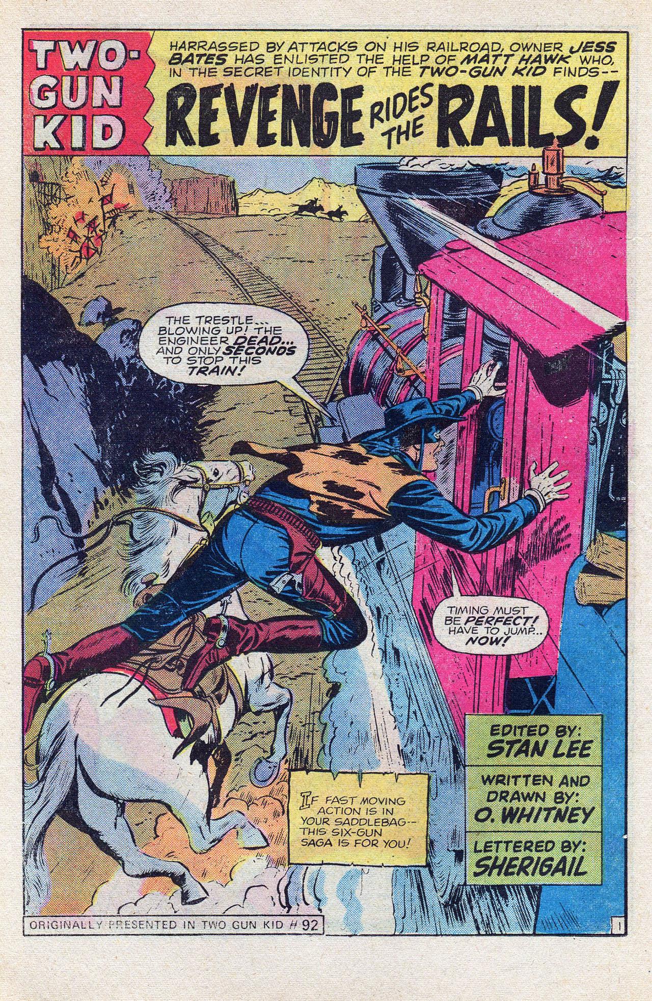 Read online Two-Gun Kid comic -  Issue #128 - 18
